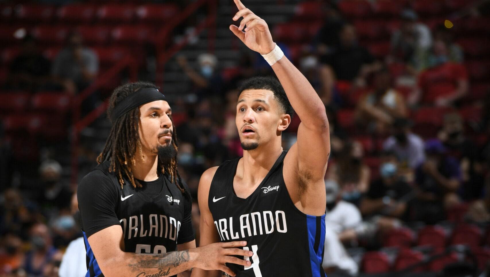 Las Vegas Summer League: Magic top Warriors in OT