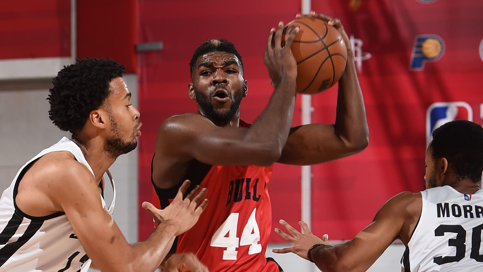 Las Vegas Summer League: Patrick Williams' 30 points leads Bulls over Spurs