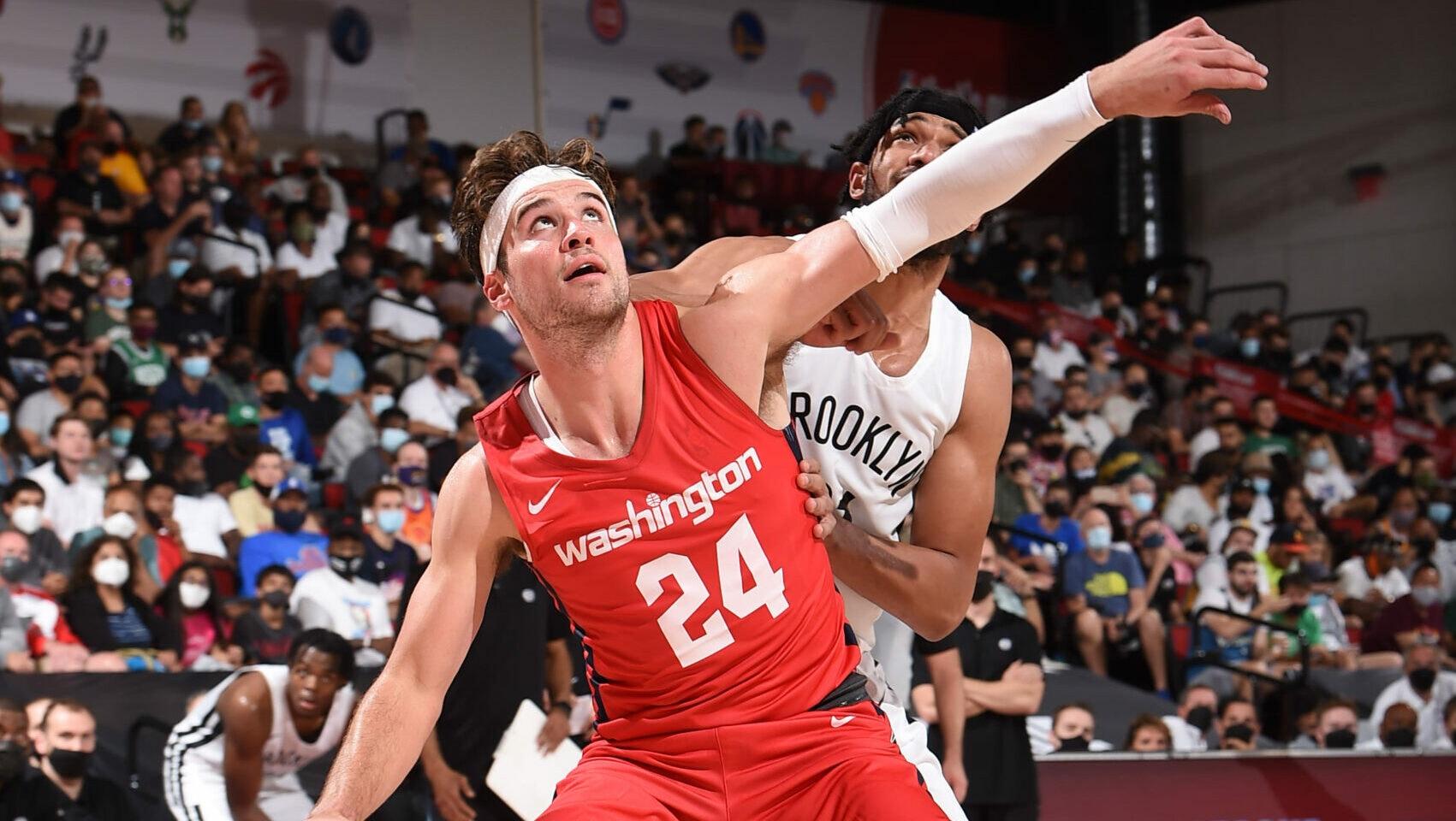 Las Vegas Summer League: Kispert leads Wizards past Bucks