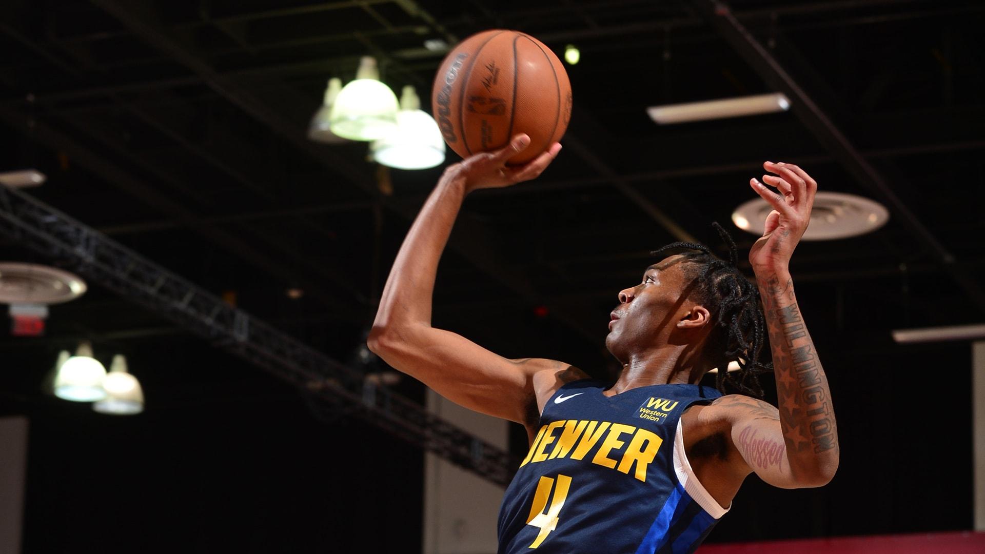 Las Vegas Summer League: Nah'Shon Hyland's 28 points fuel Nuggets overtime win against Mavs