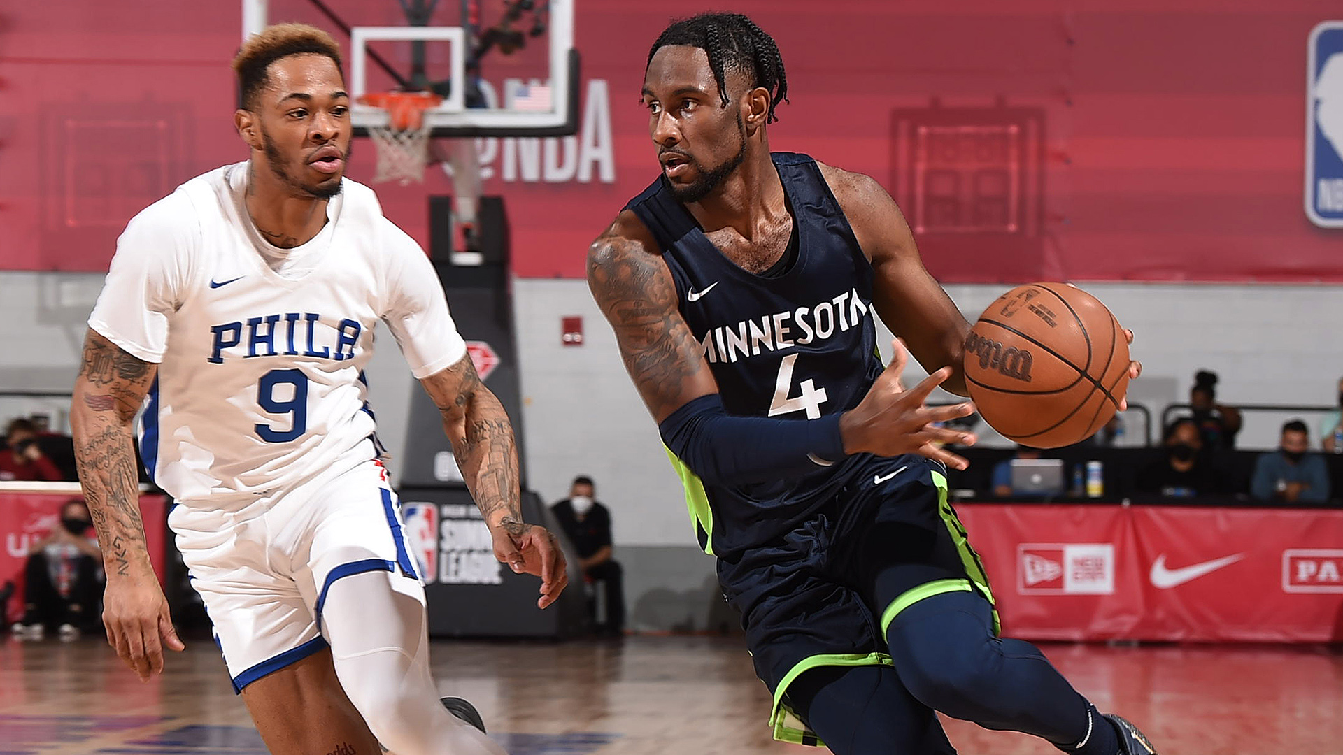 Las Vegas Summer League: Timberwolves stay perfect with overtime victory against the Sixers