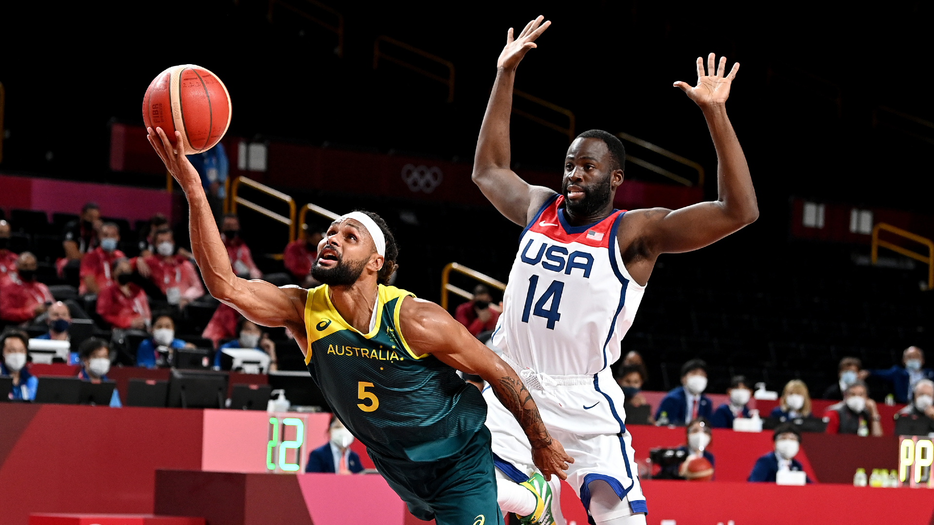 Live updates: Team USA takes on Australia in Olympic Semifinals