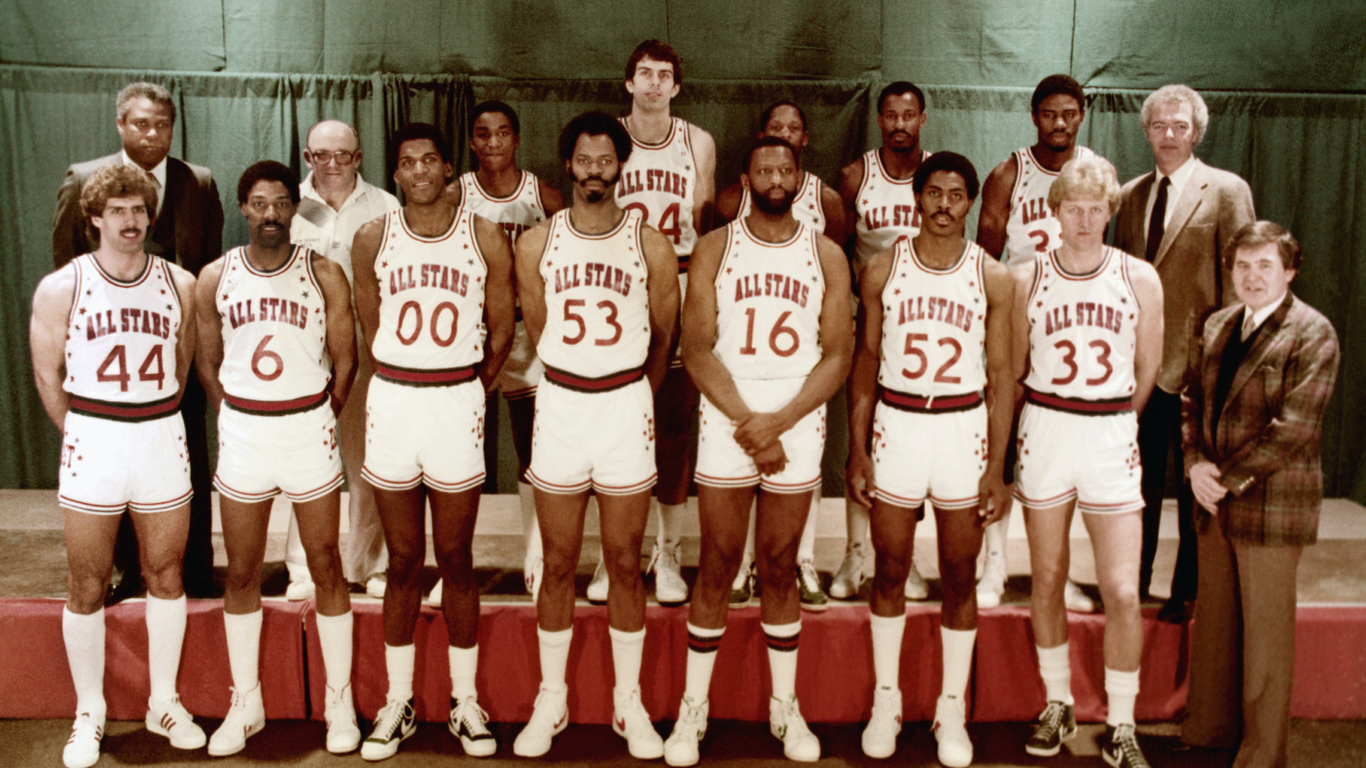 1982 NBA All-Star recap