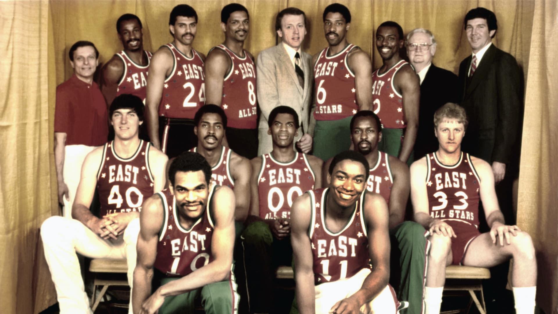 1983 NBA All-Star recap