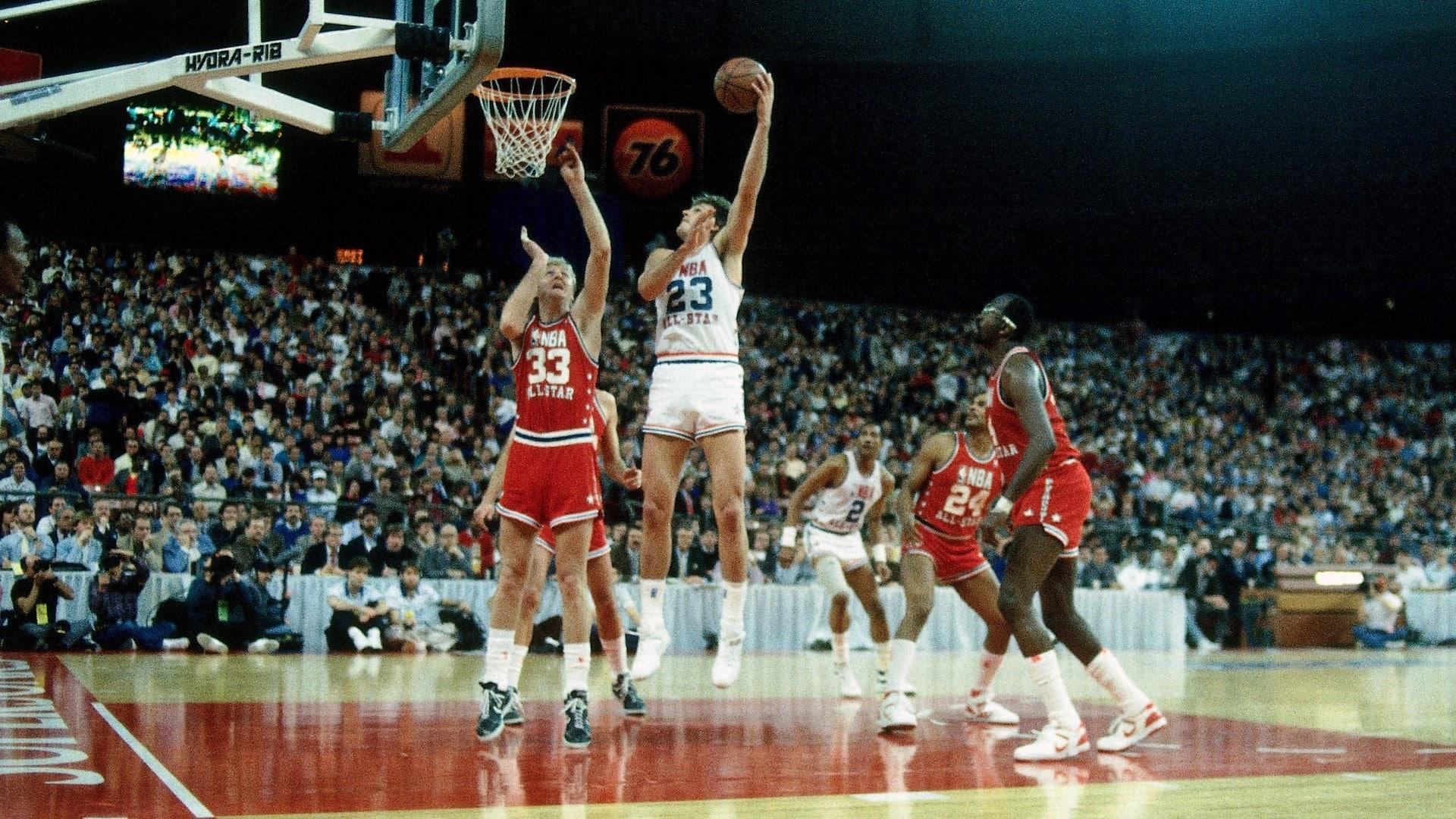 1987 NBA All-Star recap