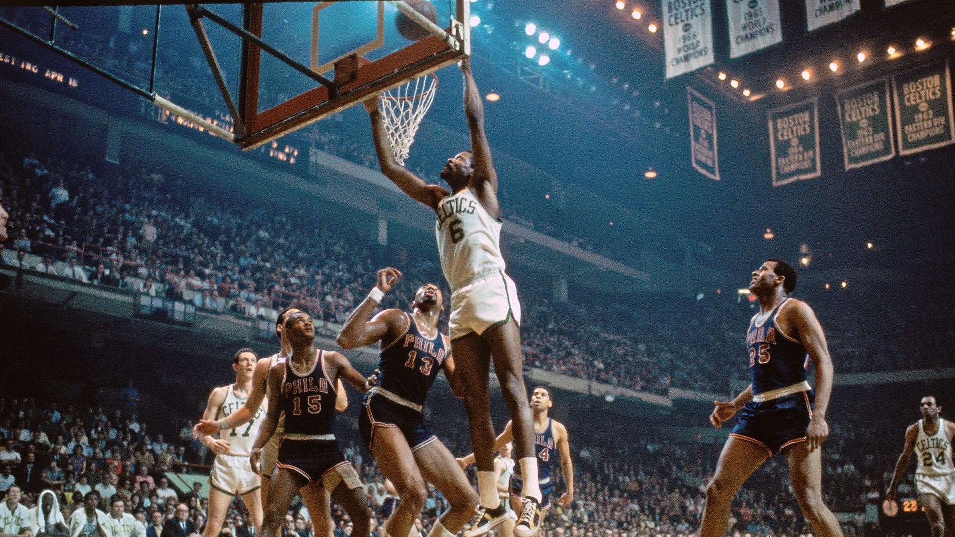 NBA Top Moments: 1960s