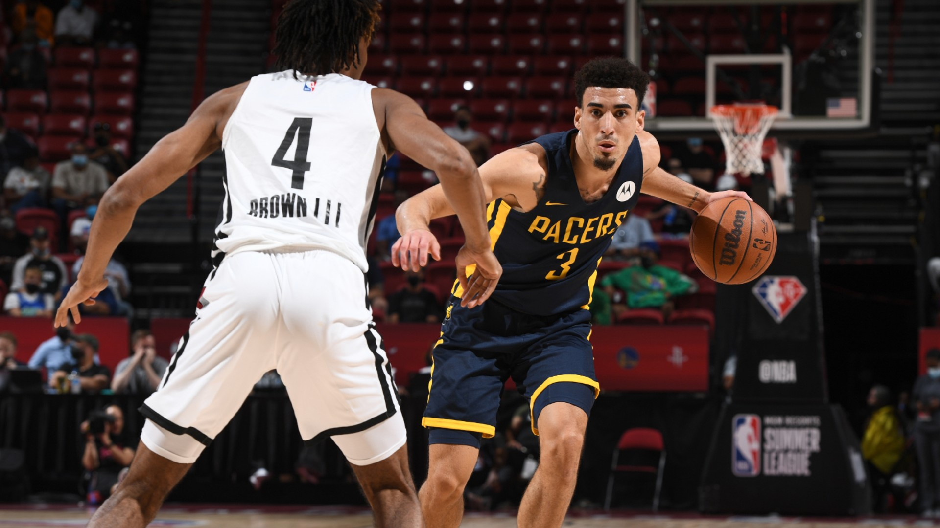 Game Recap: Pacers 97, Trail Blazers 64