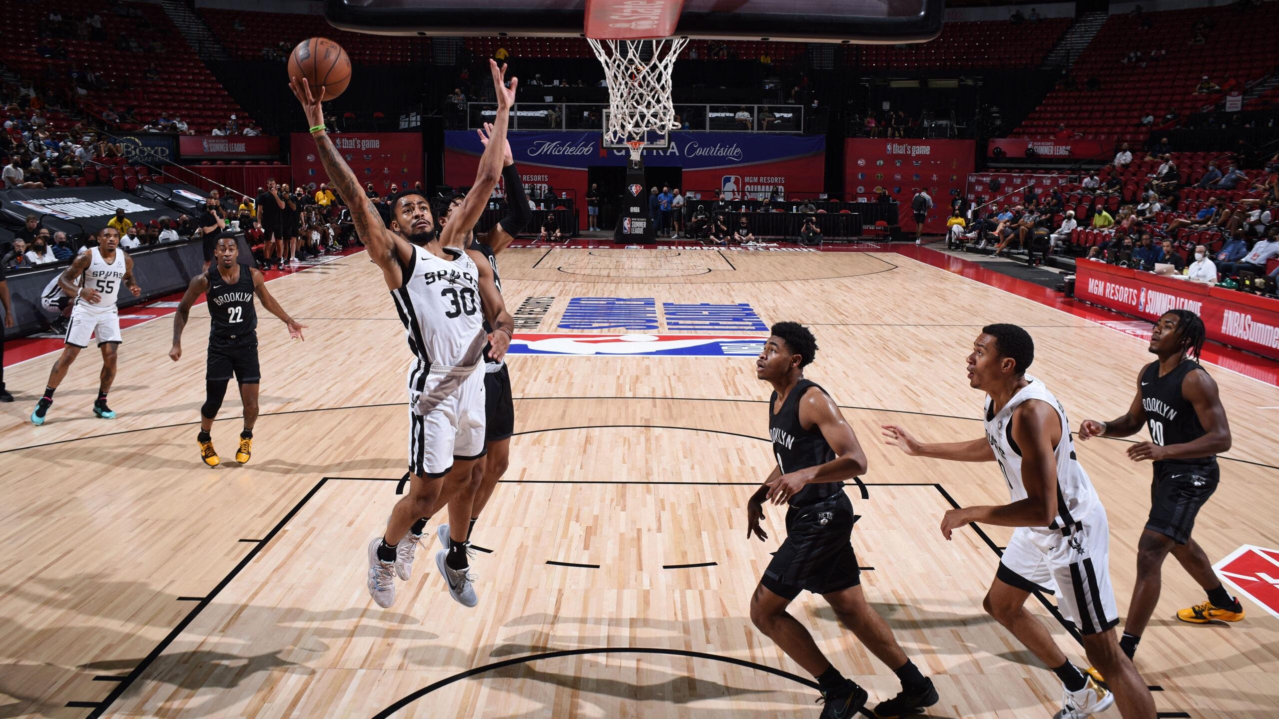 Game Recap: Nets 104, Spurs 100
