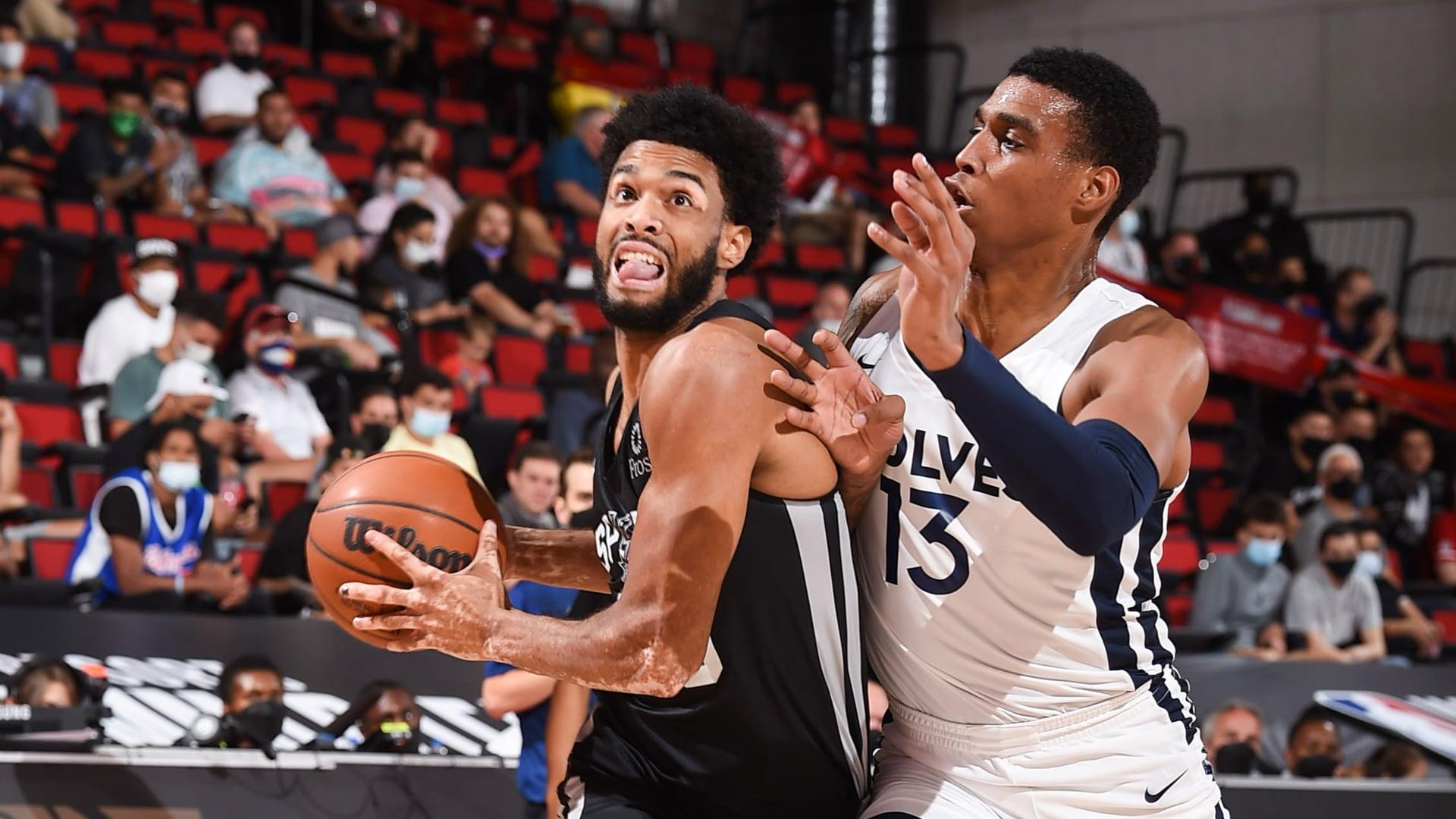 Game Recap: Timberwolves 91, Spurs 89