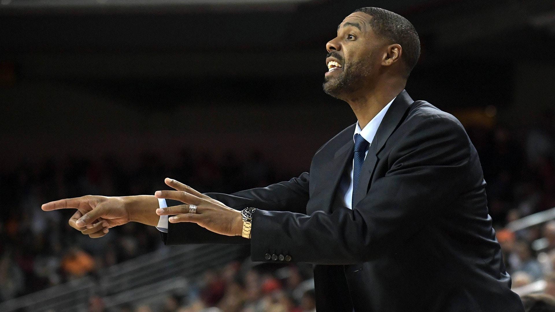 Jason Hart named coach of NBA G League Ignite