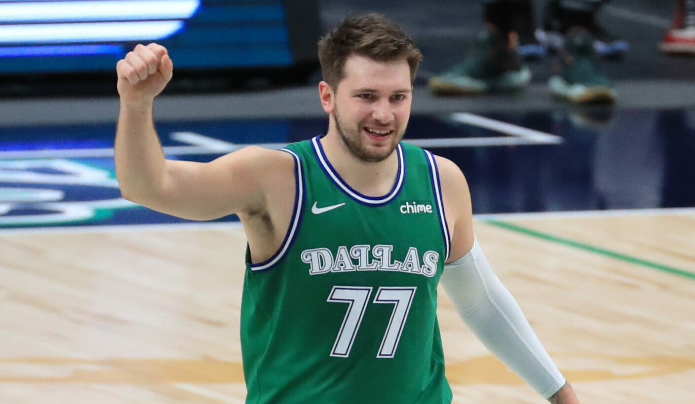 Mavericks sign Luka Doncic to $207 million contract extension