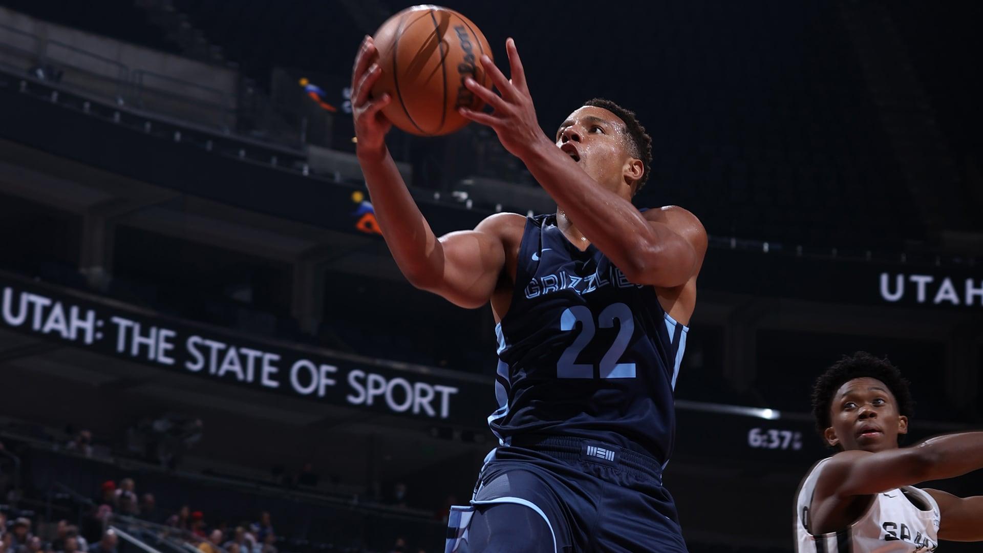 Salt Lake City Summer League: Bane, Grizzlies drop Spurs to spoil Vassell's big game