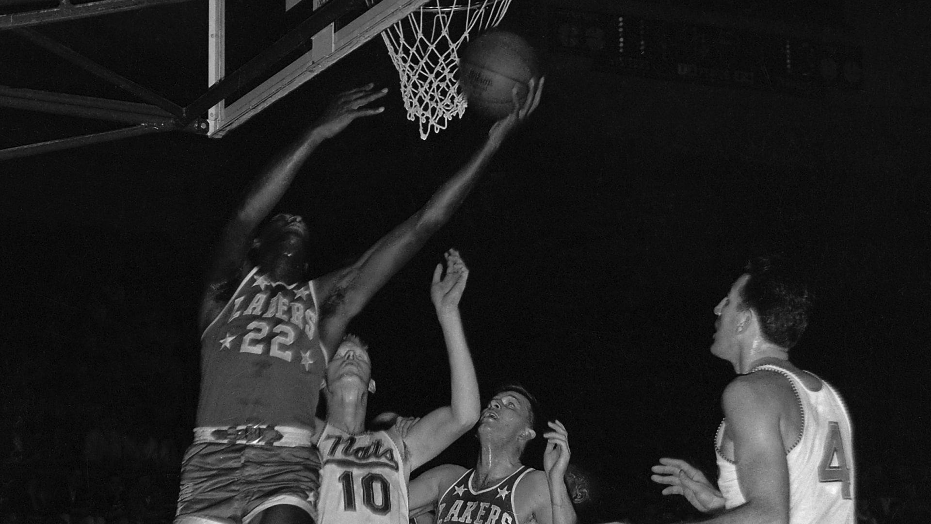 1959 NBA All-Star recap