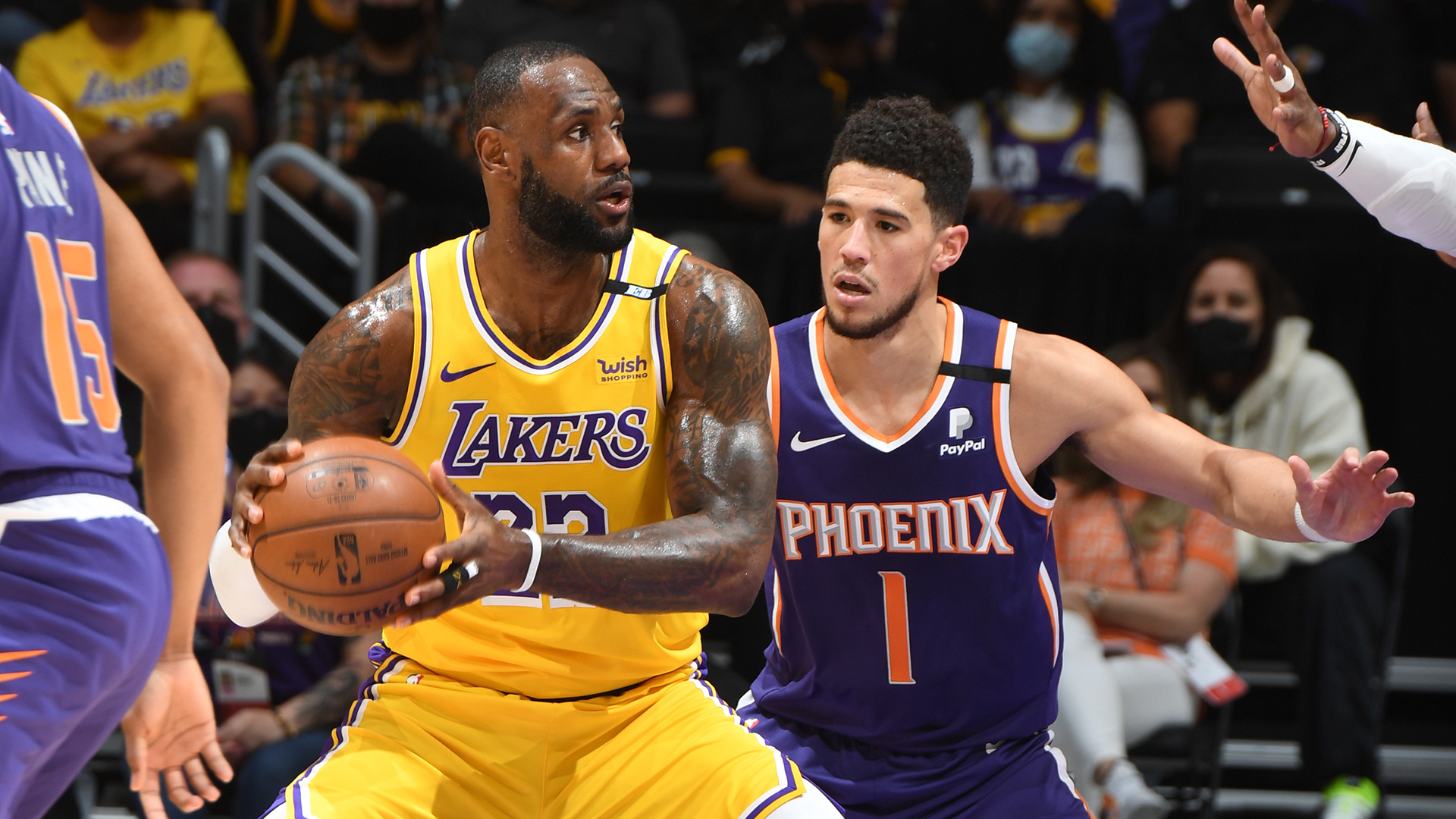Offseason Power Rankings: Suns, Lakers emerge in West