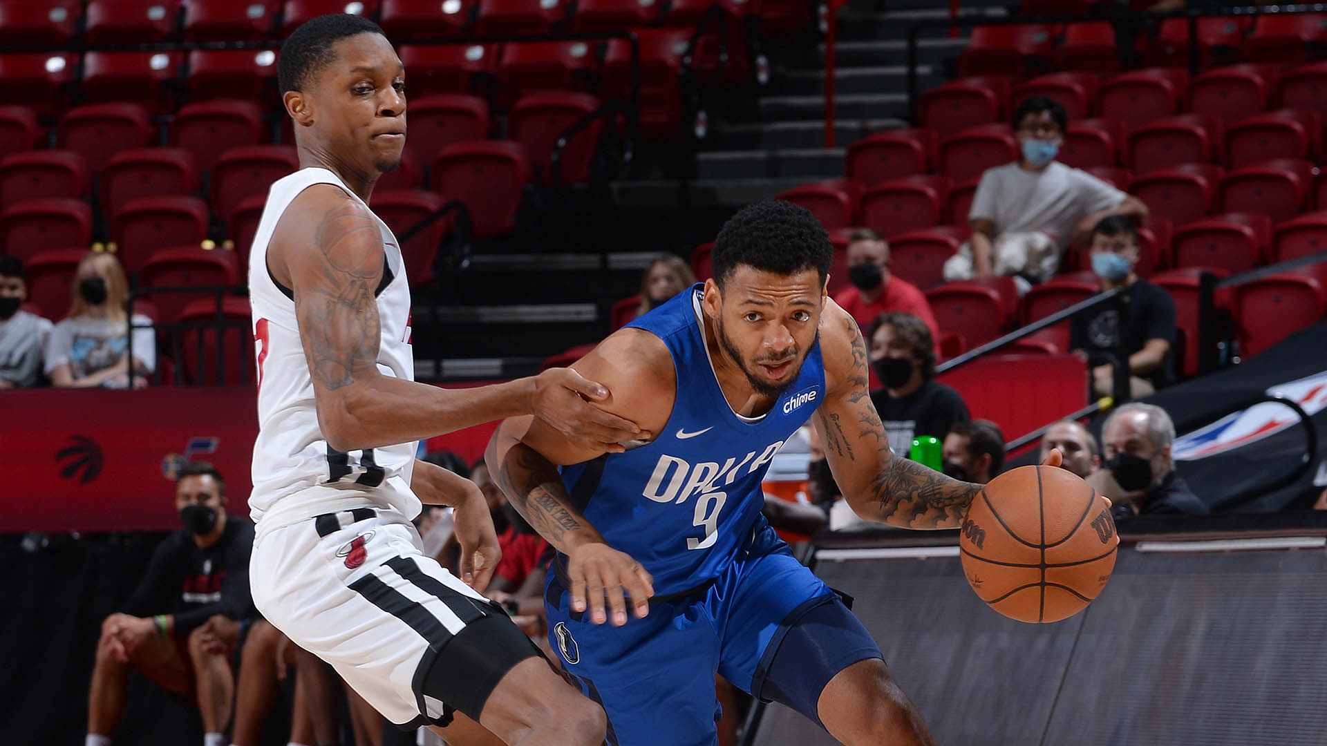 Las Vegas Summer League: Mavericks secure close win over Heat