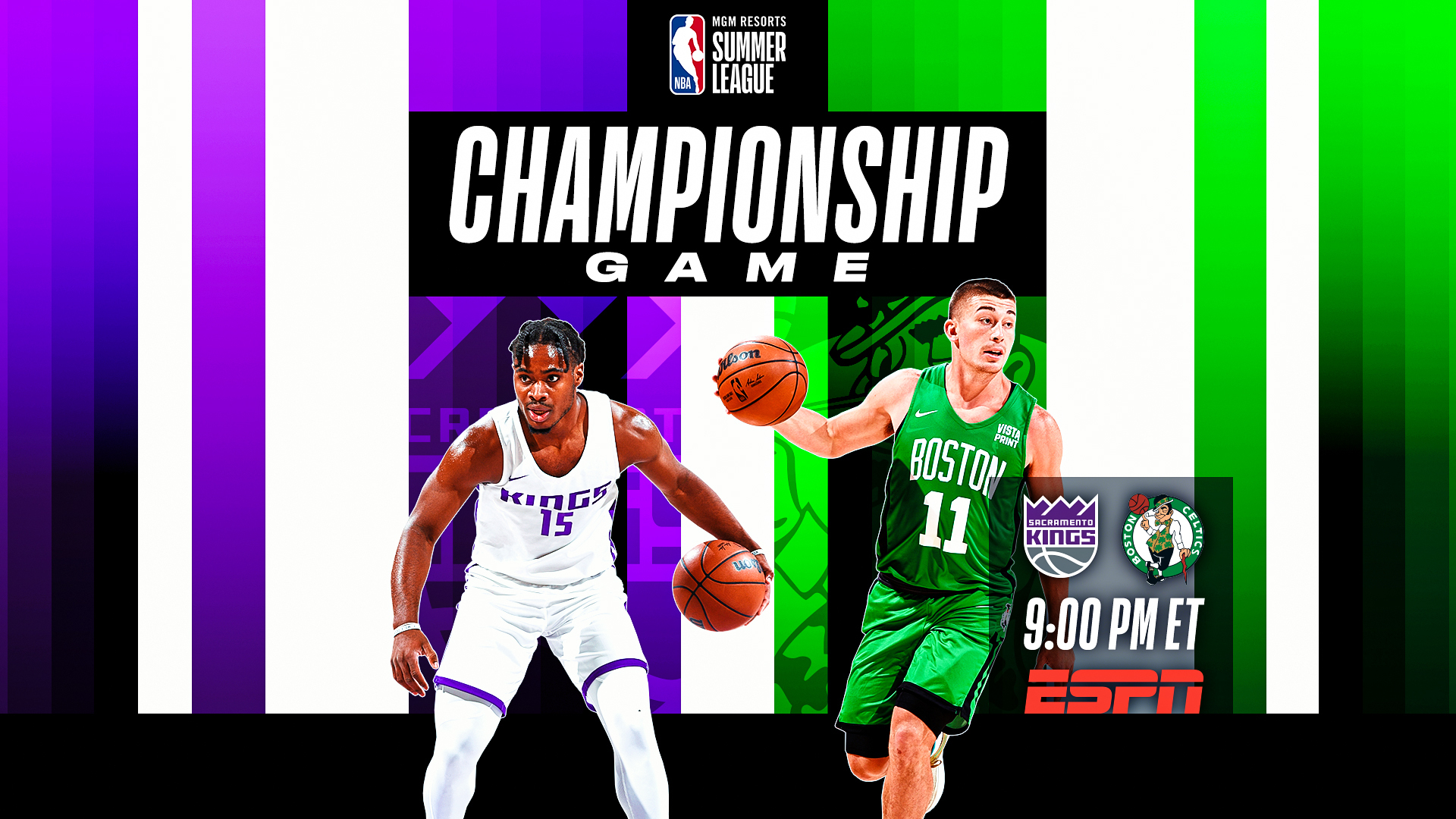Celtics, Kings to square off for Summer League title