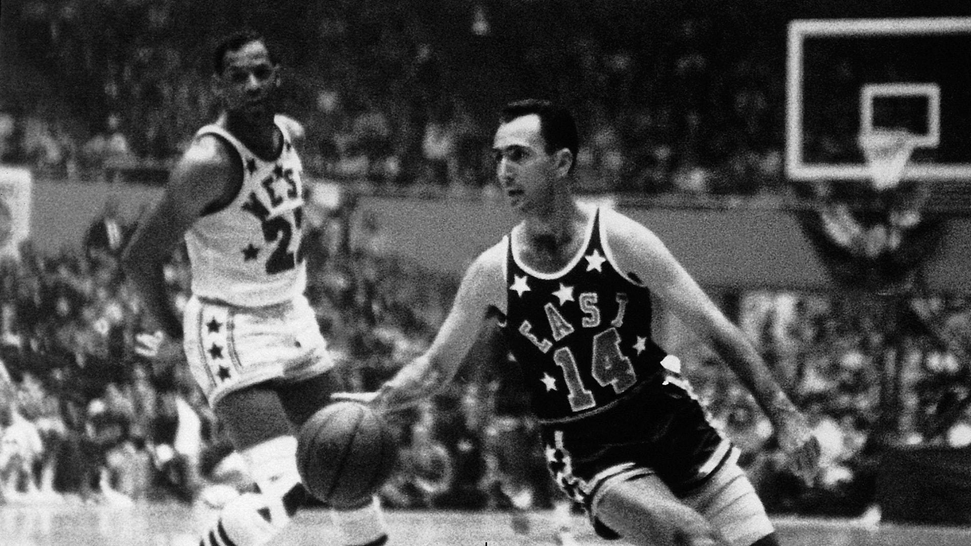 1954 NBA All-Star recap