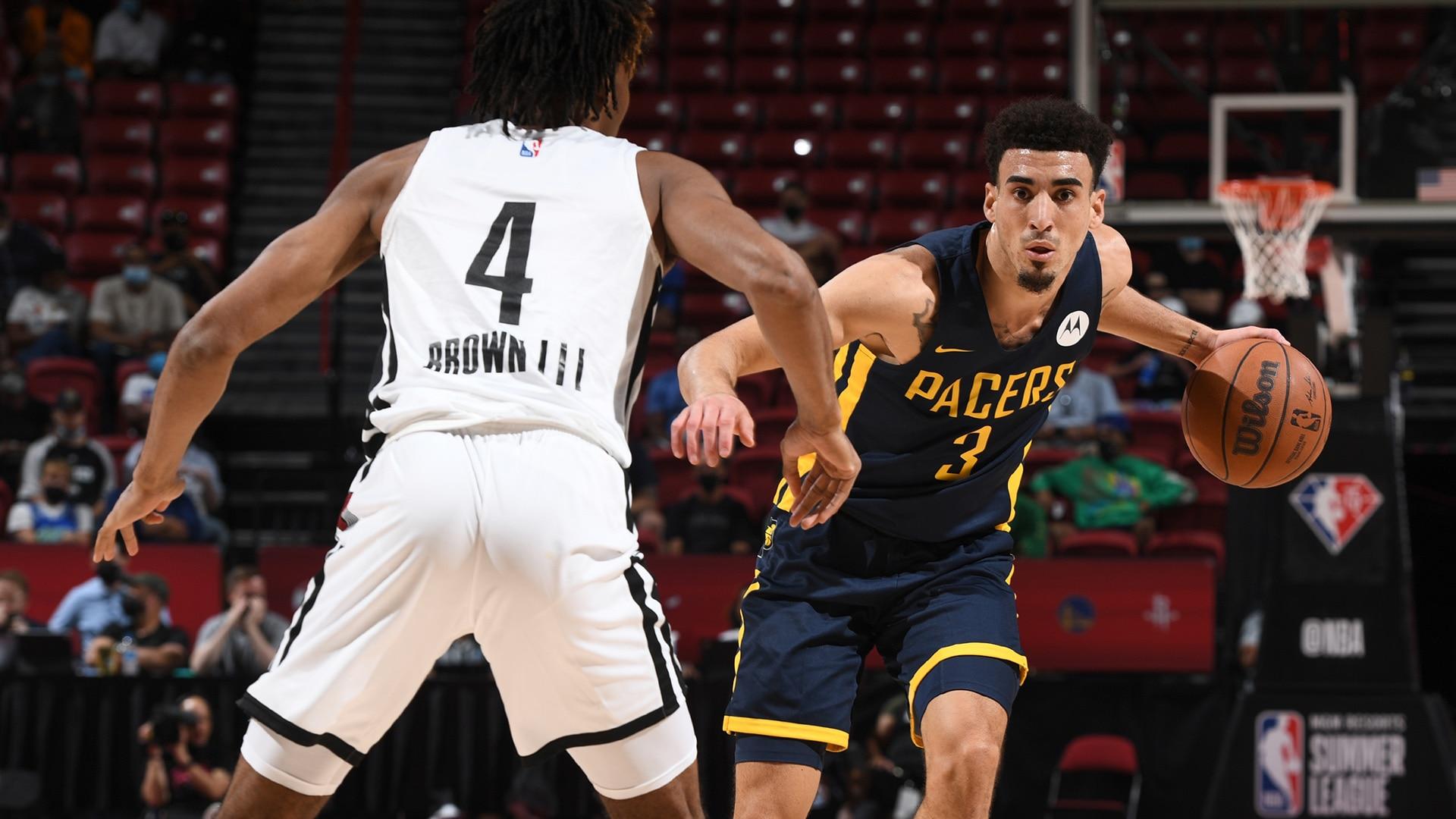 Las Vegas Summer League: Chris Duarte lifts Pacers over Trail Blazers