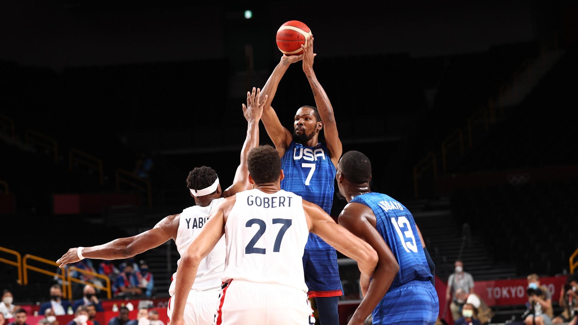 USA vs. France: Who has edge in gold medal showdown?