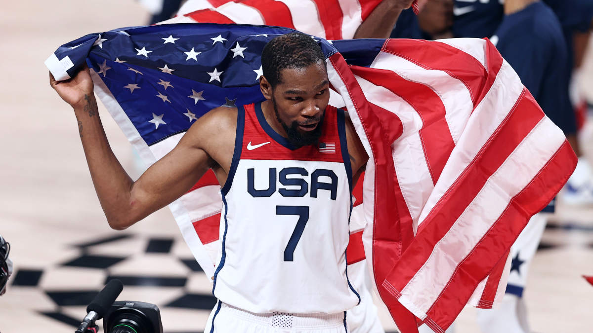 Team USA wins gold vs. France in Tokyo Olympics