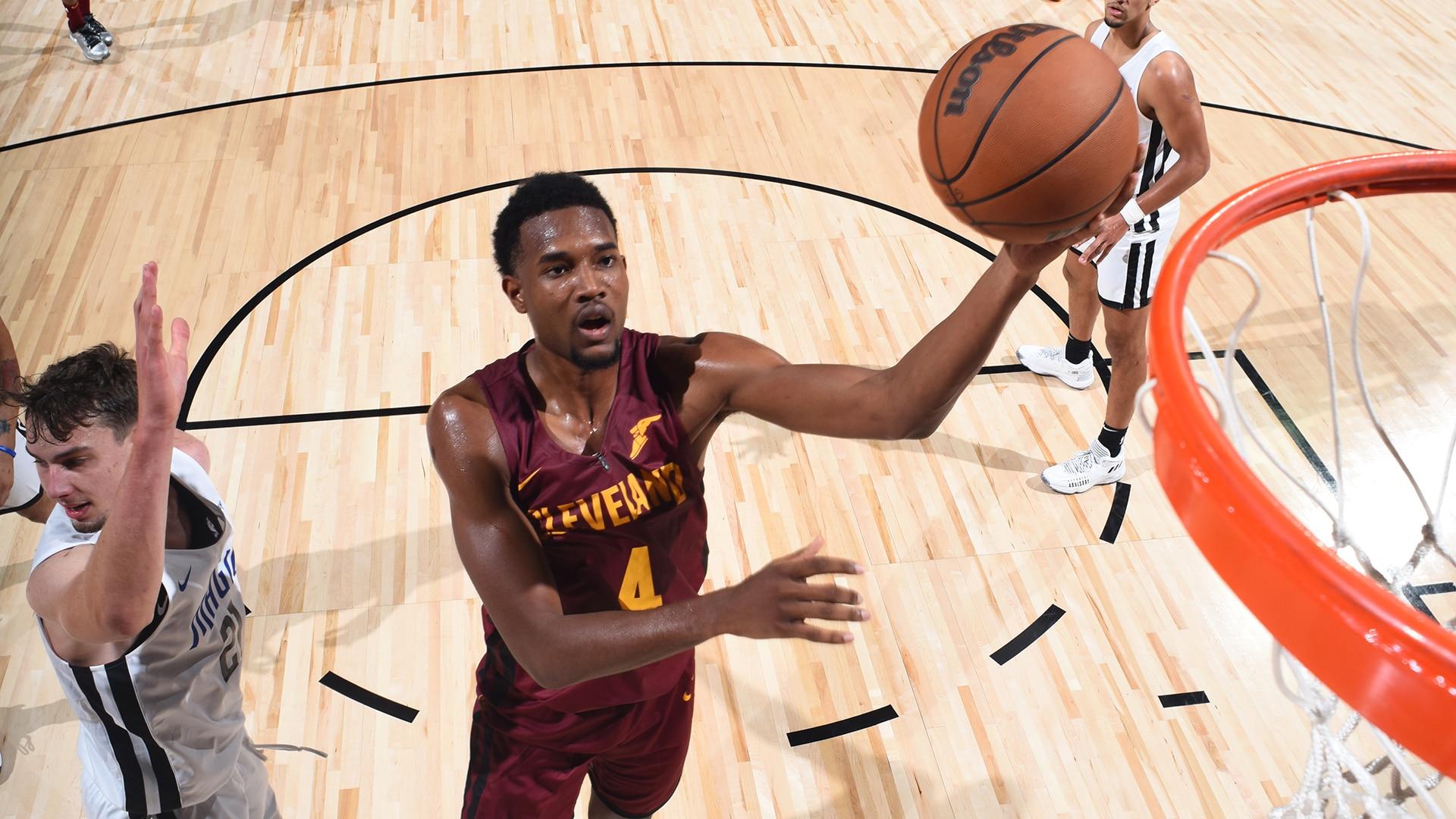 Las Vegas Summer League: Cavaliers pull away in 2nd half to drop Magic