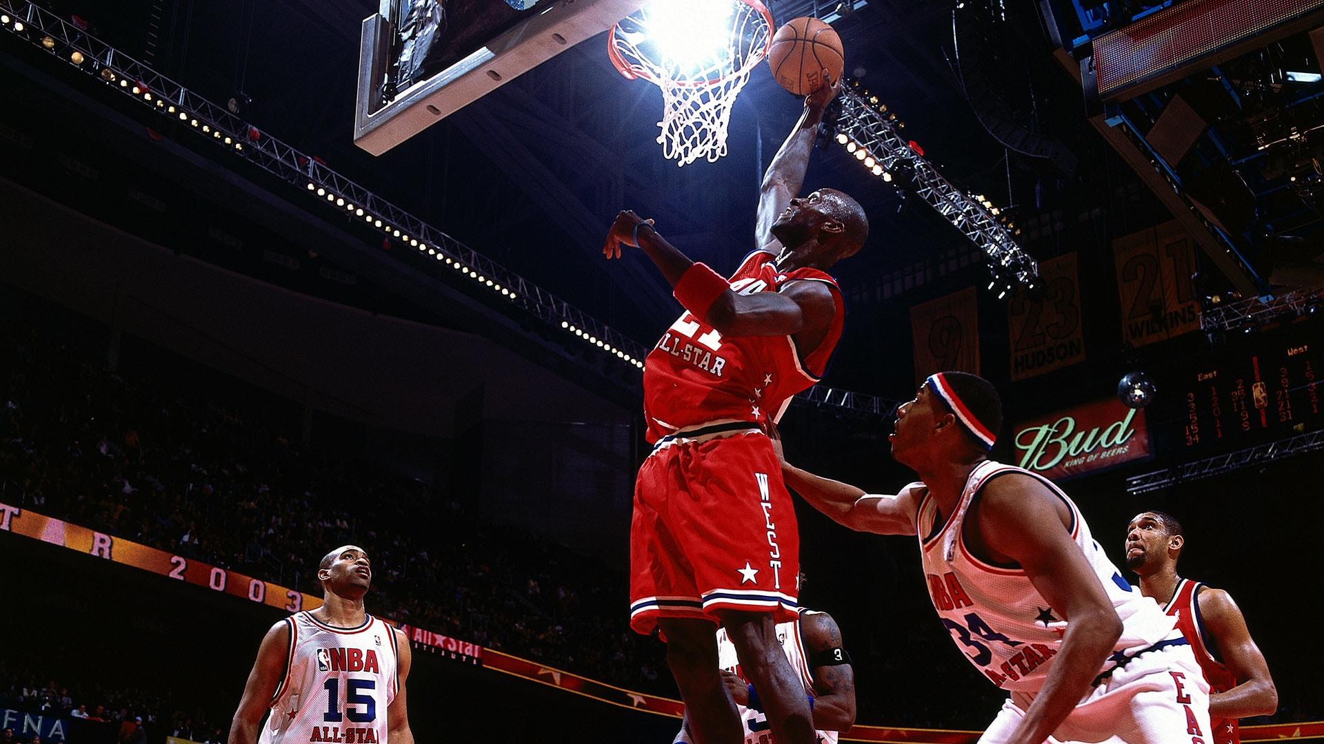 2003 NBA All-Star recap