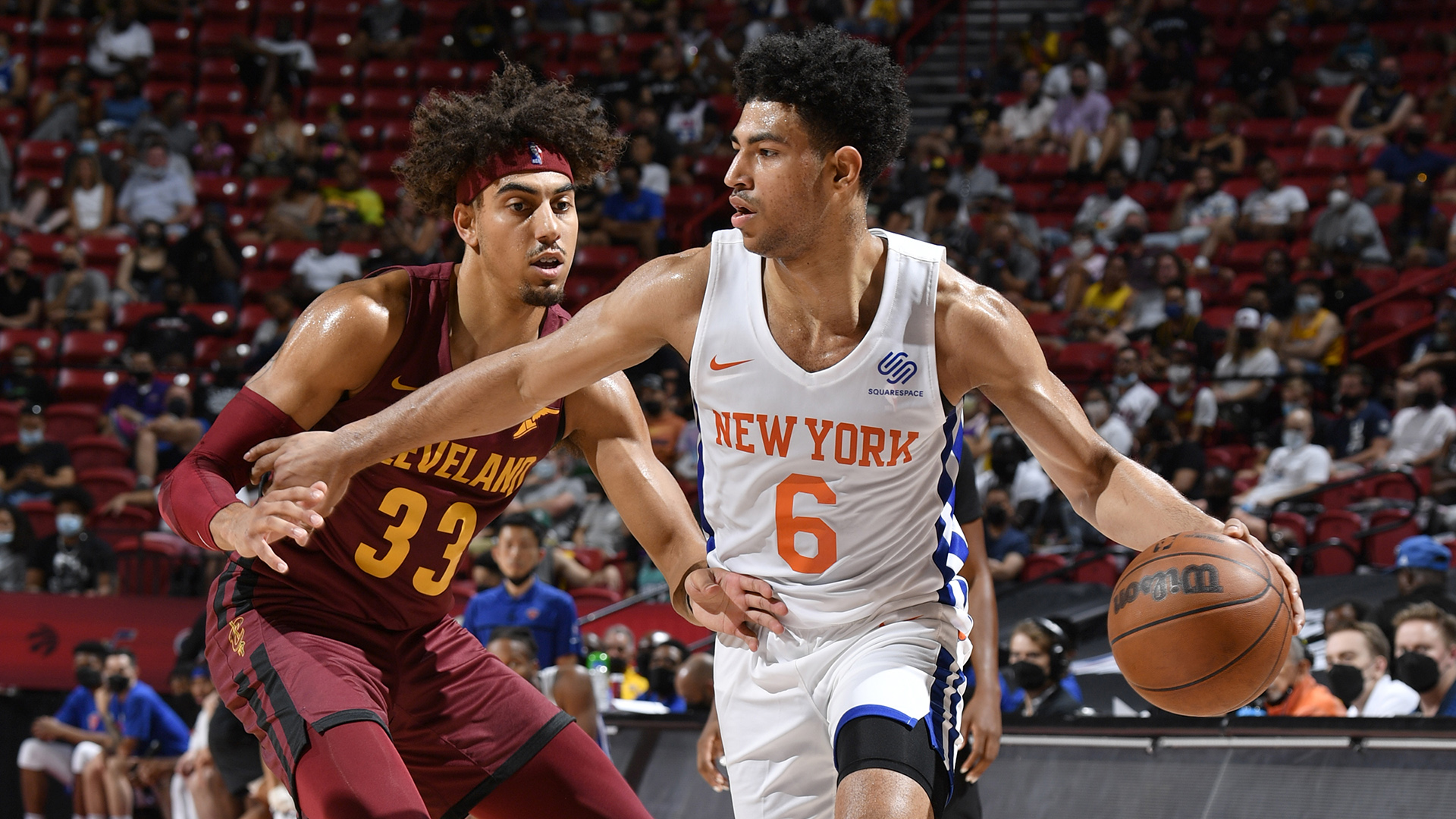 Las Vegas Summer League: Quentin Grimes shines in win over Cavs