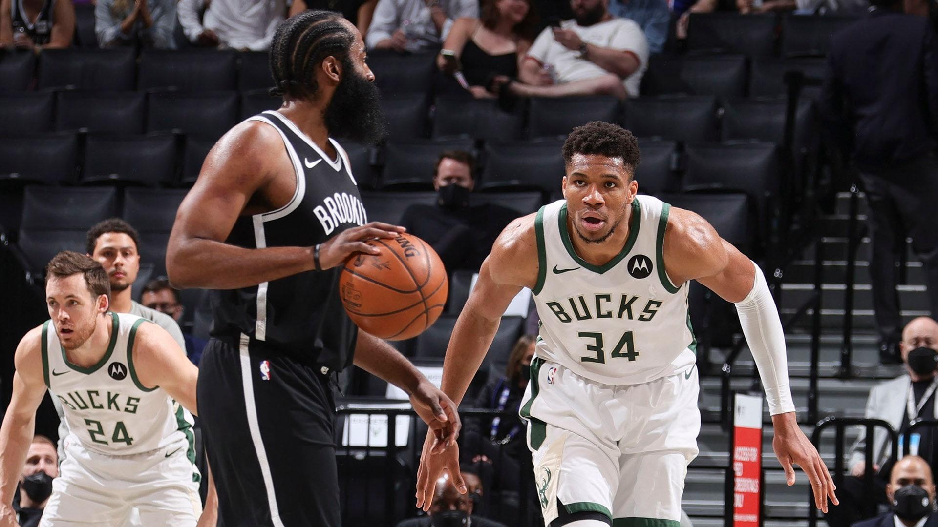 Offseason Power Rankings: Nets, Bucks stand tall in the East