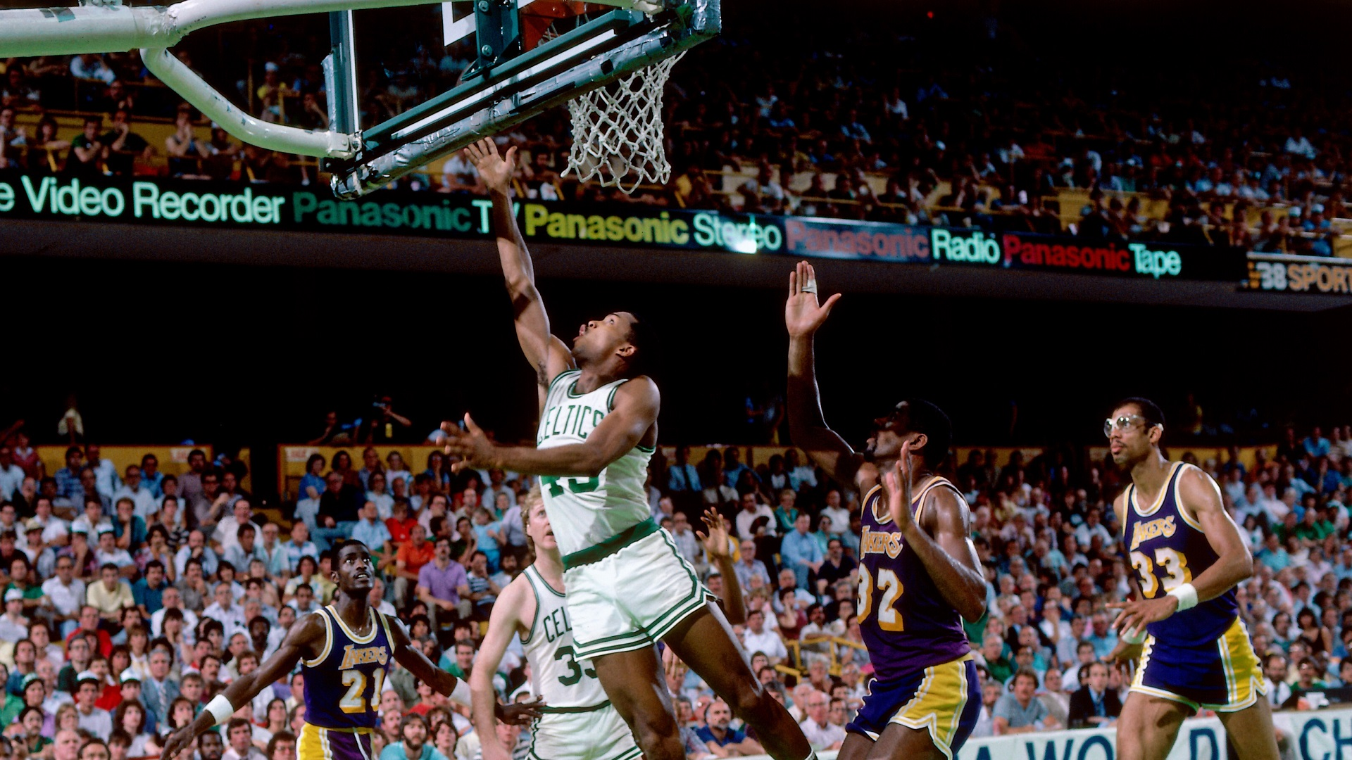 Top Moments: Gerald Henderson's steal turns tide in 1984 Finals