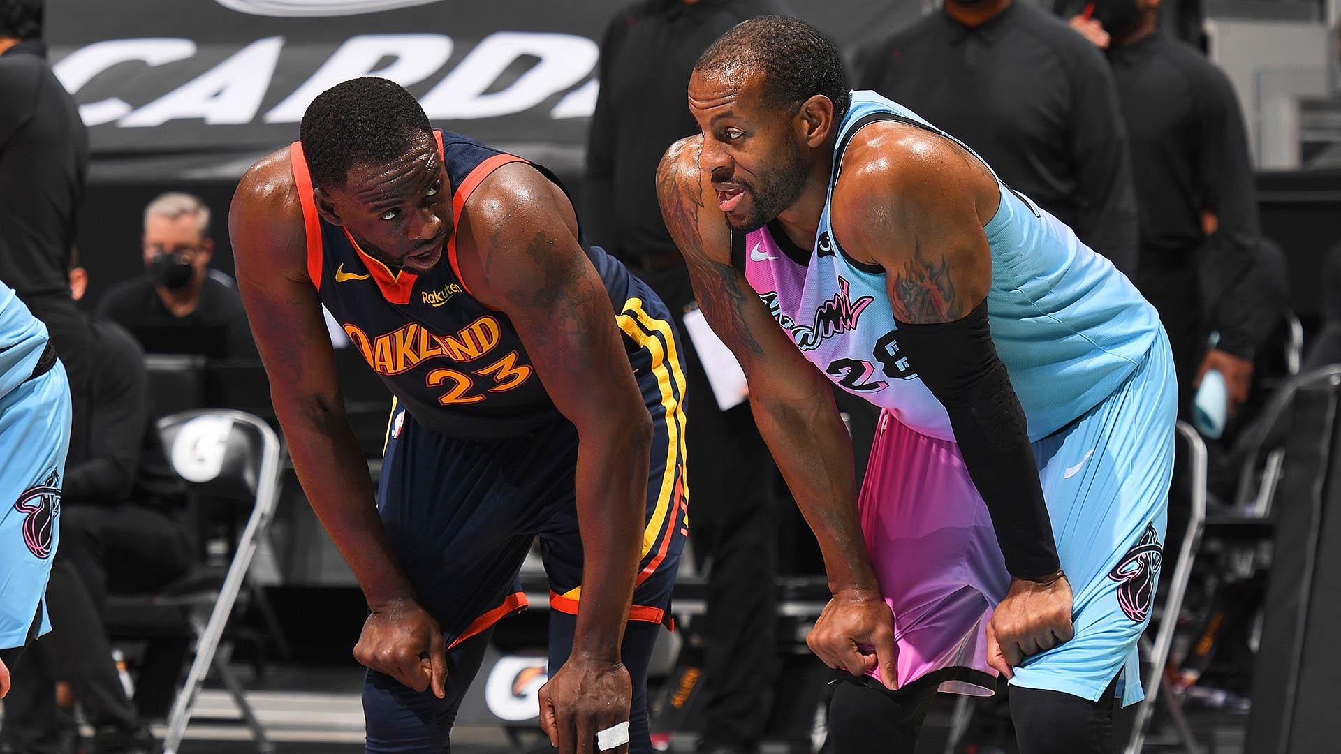 Andre Iguodala returns to Warriors on 1-year deal
