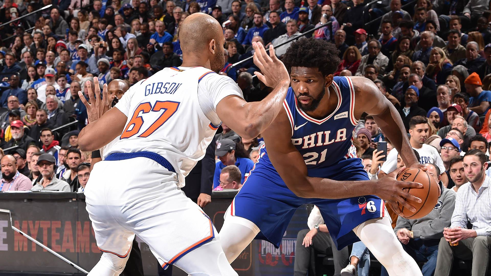 NBA celebrates 75th season with classic, anniversary matchups