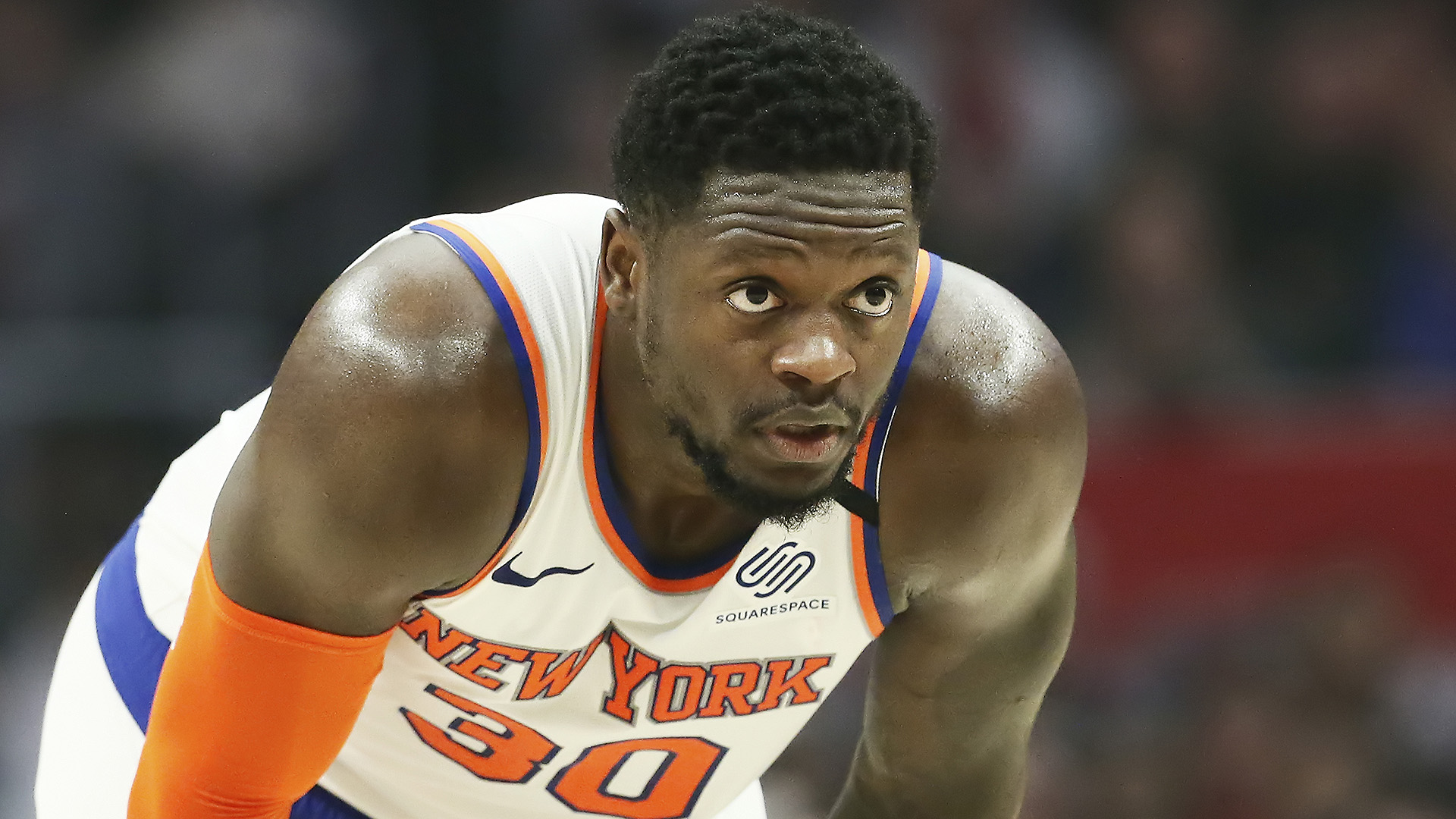 Knicks sign Julius Randle to contract extension