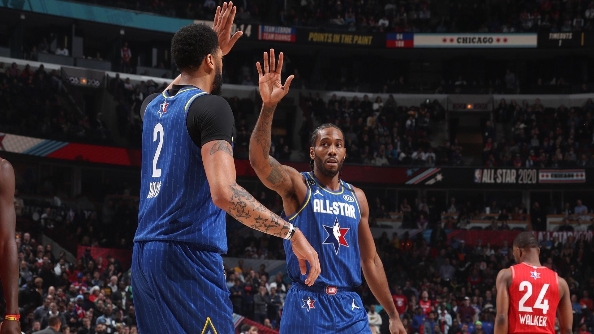 2020 NBA All-Star recap