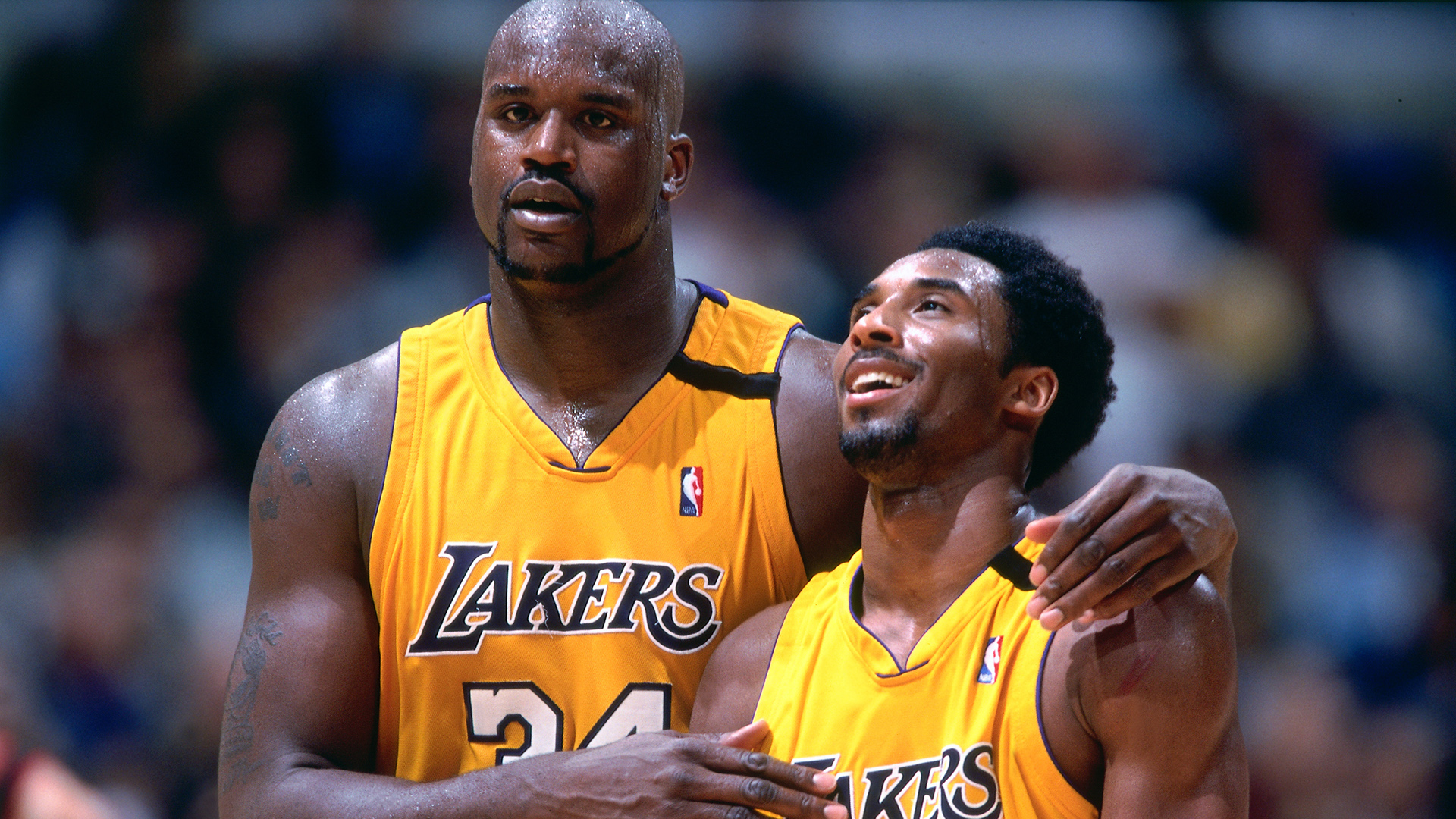 Top Moments: Famous alley-oop from Kobe to Shaq caps Lakers' comeback