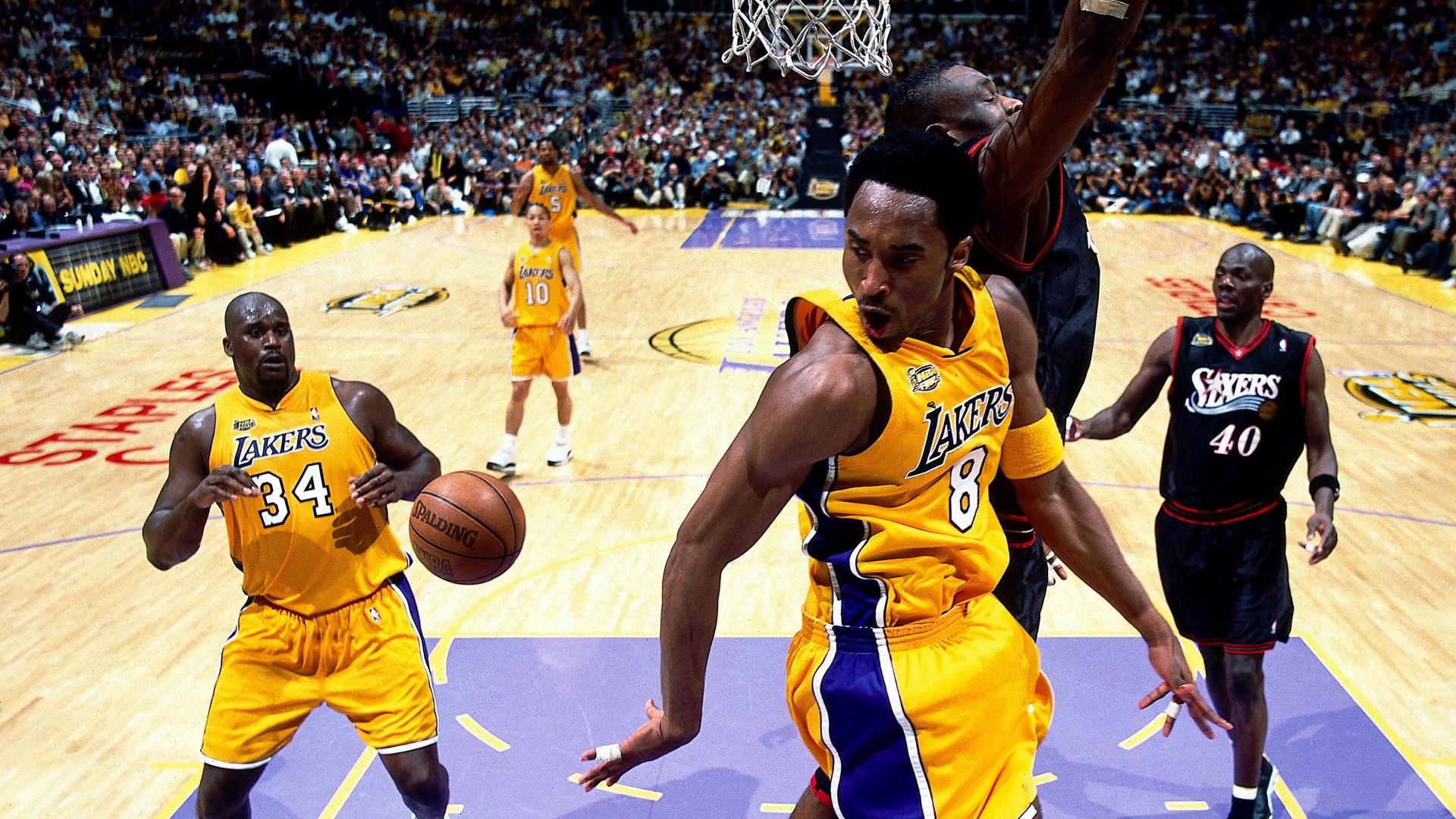 NBA Top Moments: 2000s