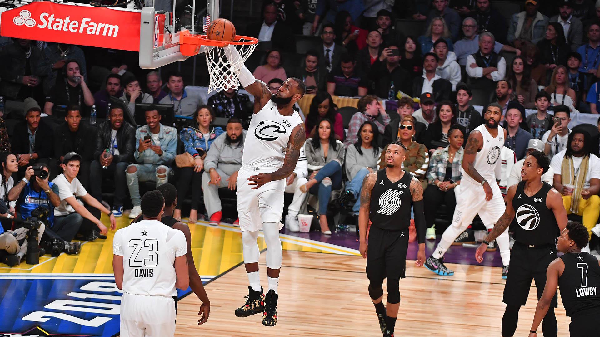 2018 NBA All-Star recap