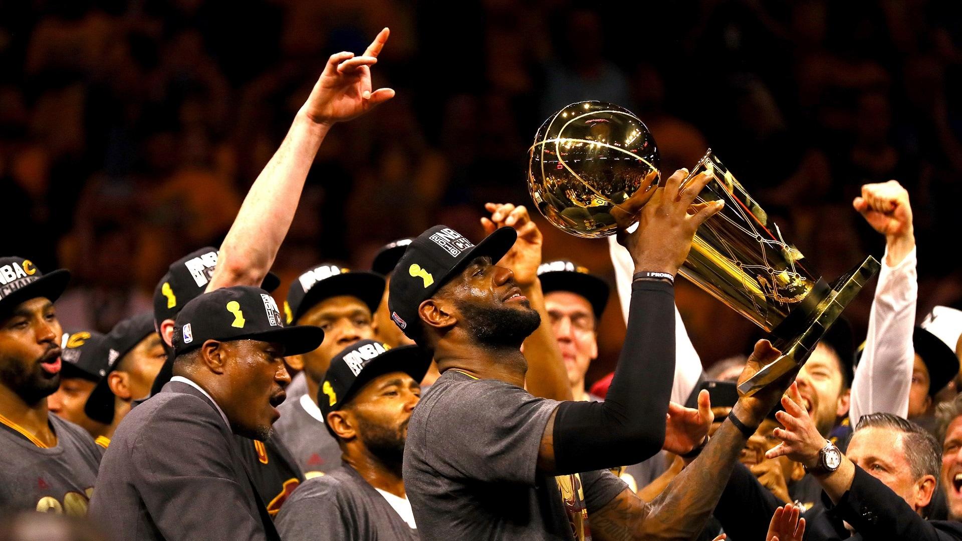 NBA Top Moments: 2010s
