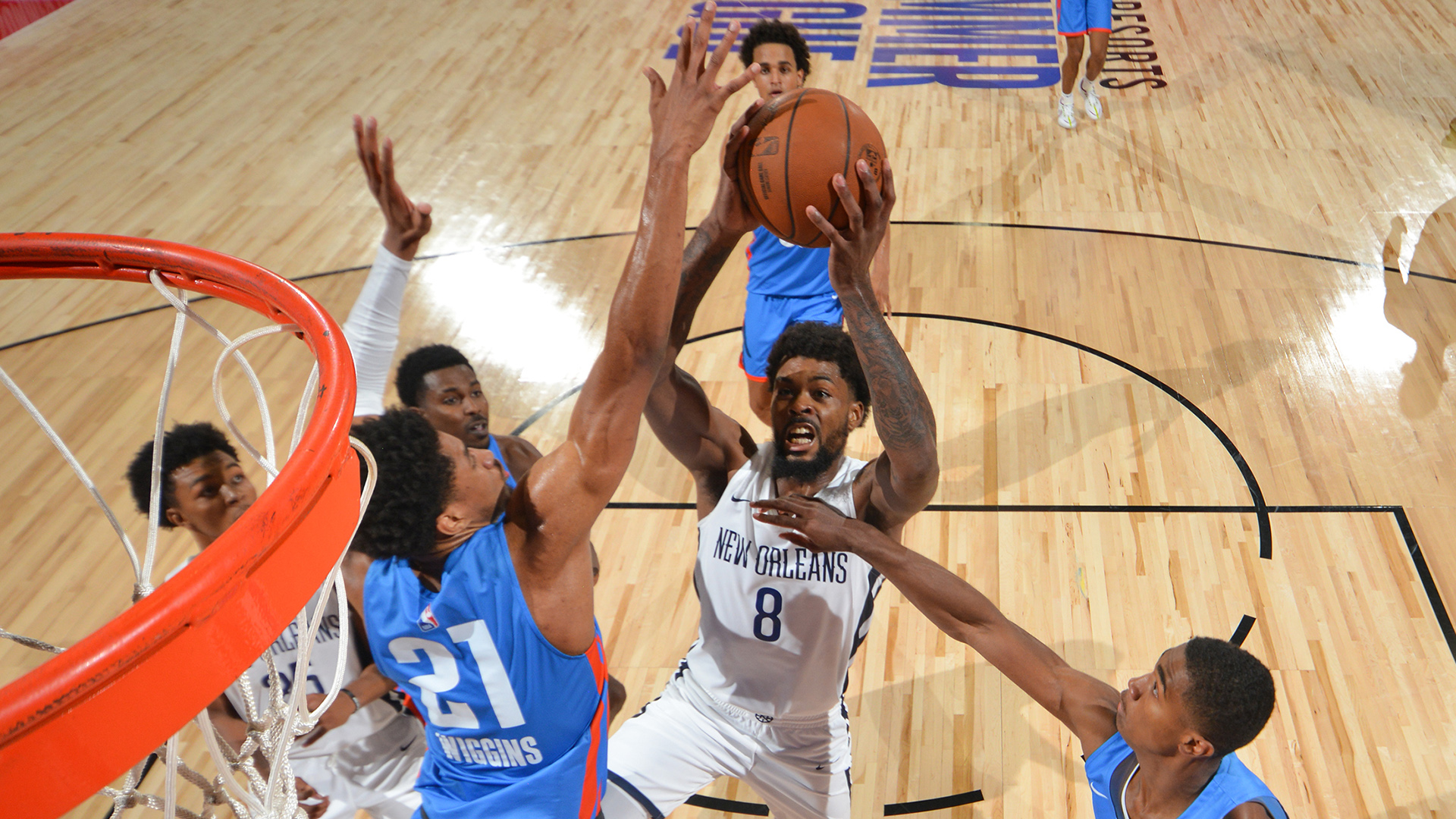 Las Vegas Summer League: Naji Marshall powers Pelicans over Thunder