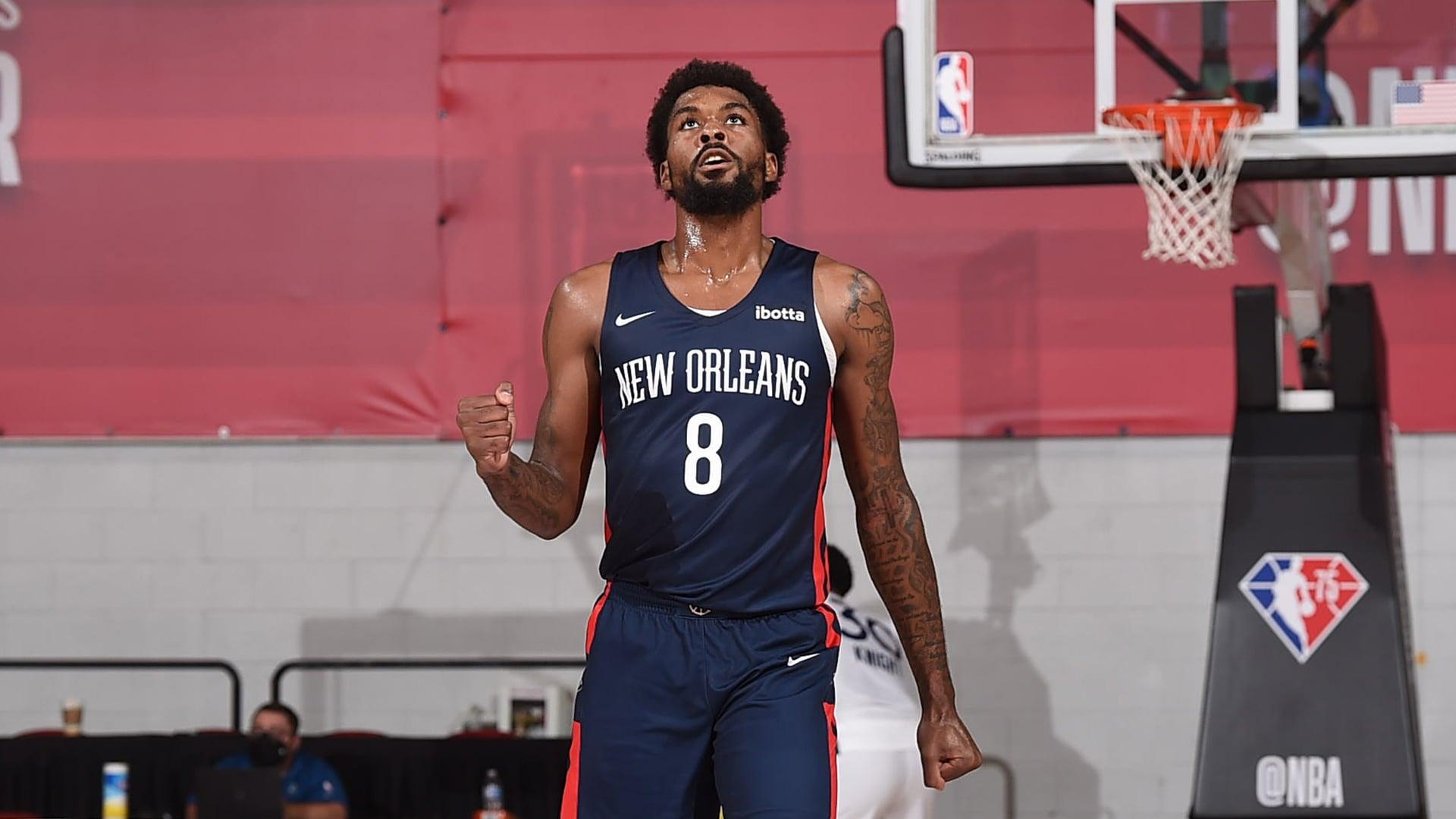 Las Vegas Summer League: Pelicans rout Wolves to close Summer League unbeaten
