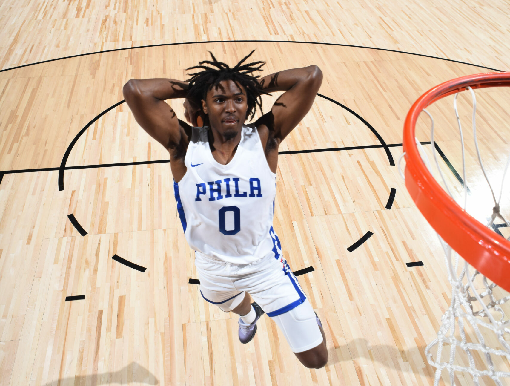 Las Vegas Summer League: Tyrese Maxey leads the way in Sixers' win over Mavs