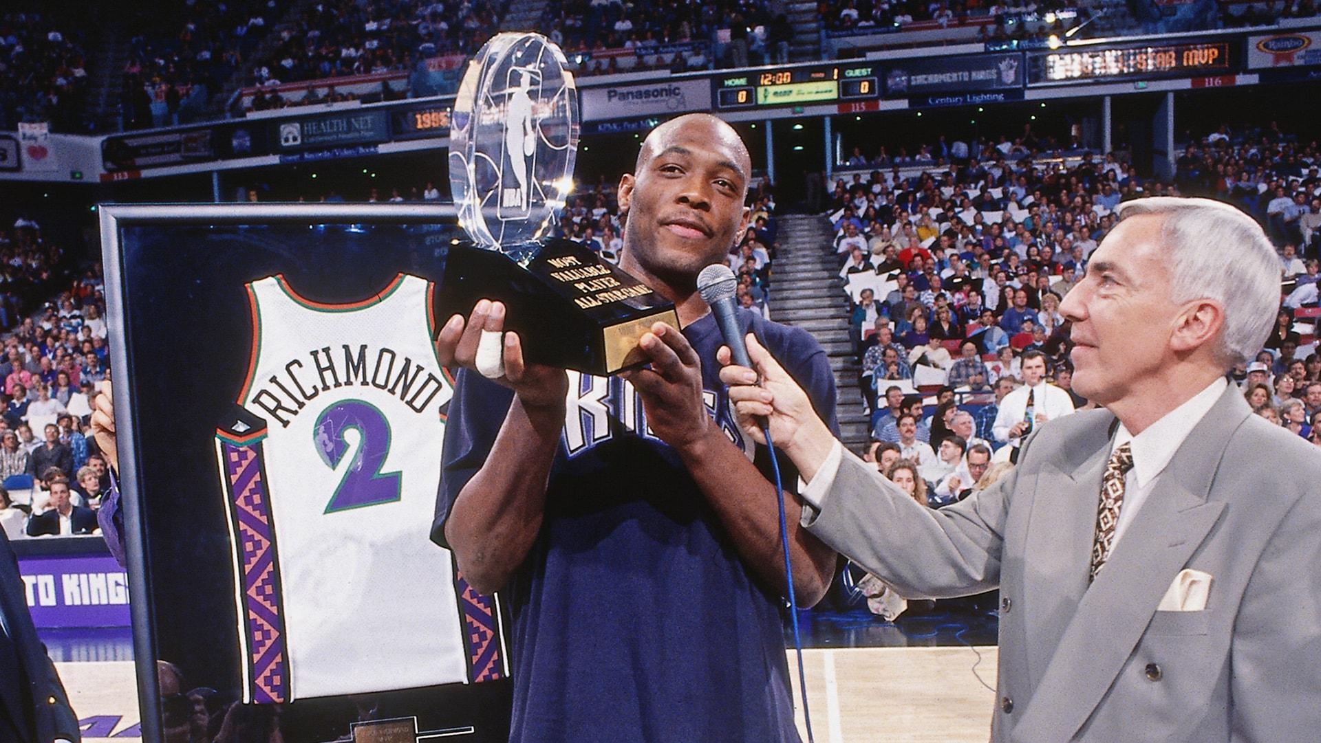 1995 NBA All-Star recap