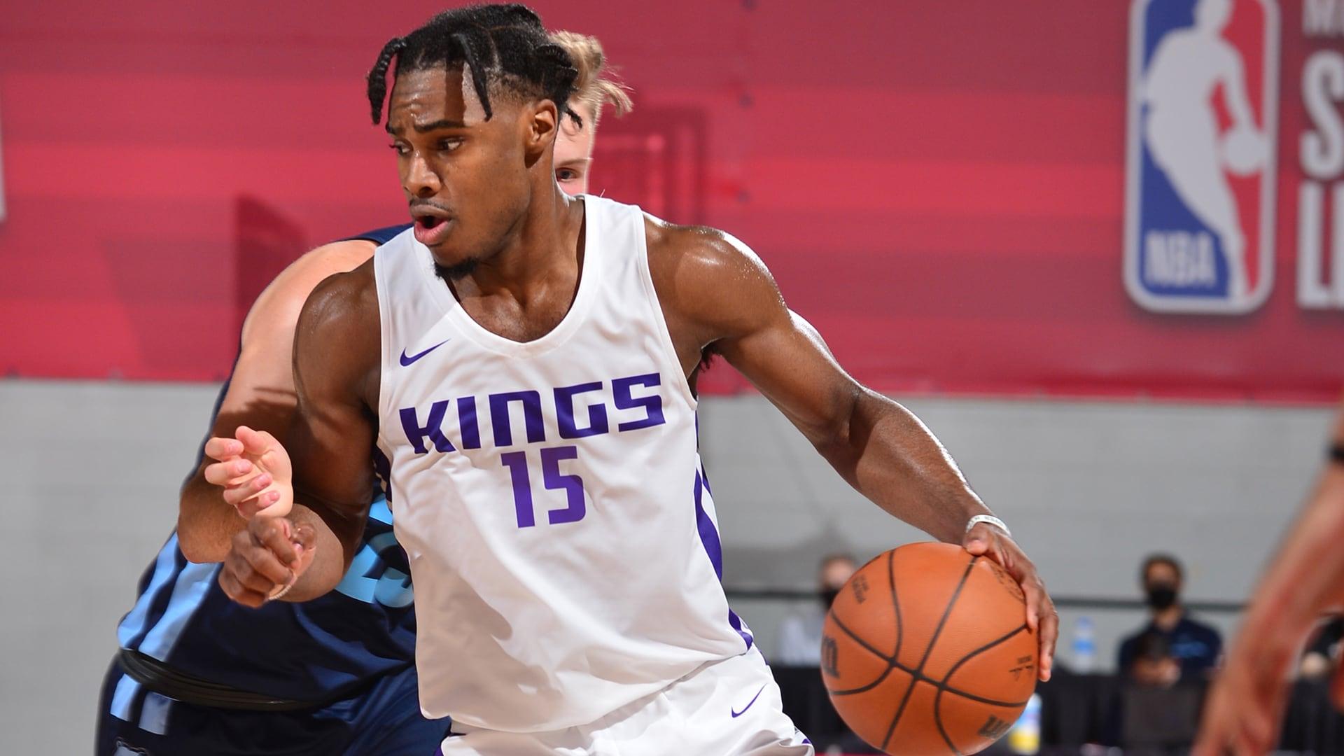 Las Vegas Summer League: Davion Mitchell helps Kings drop Grizzlies