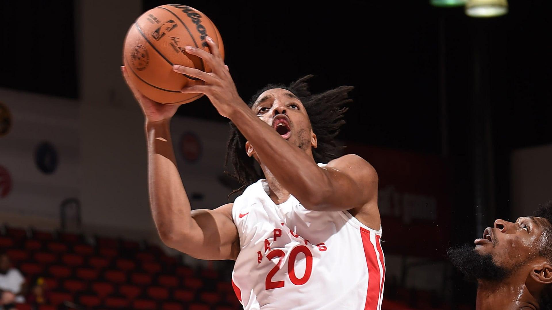 Las Vegas Summer League: Bench powers Raptors past Nets