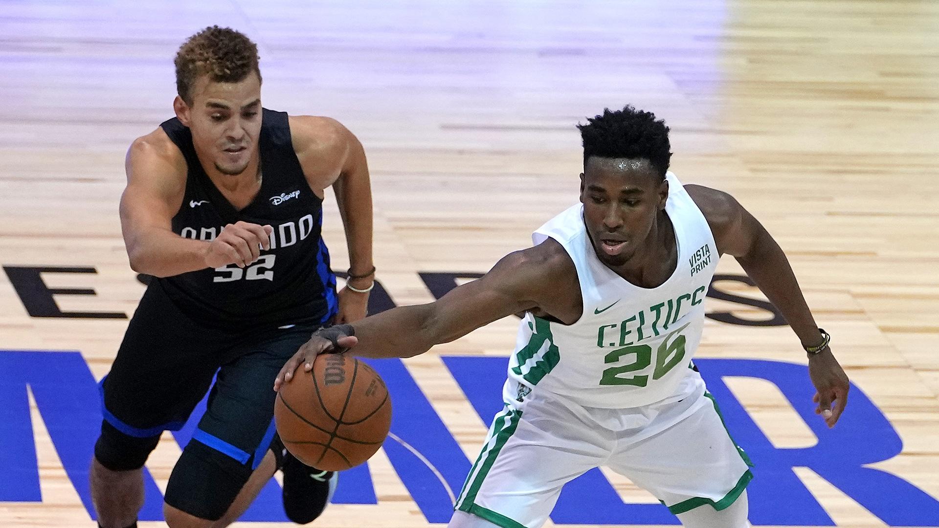 Las Vegas Summer League: Balanced attack carries Celtics over Magic