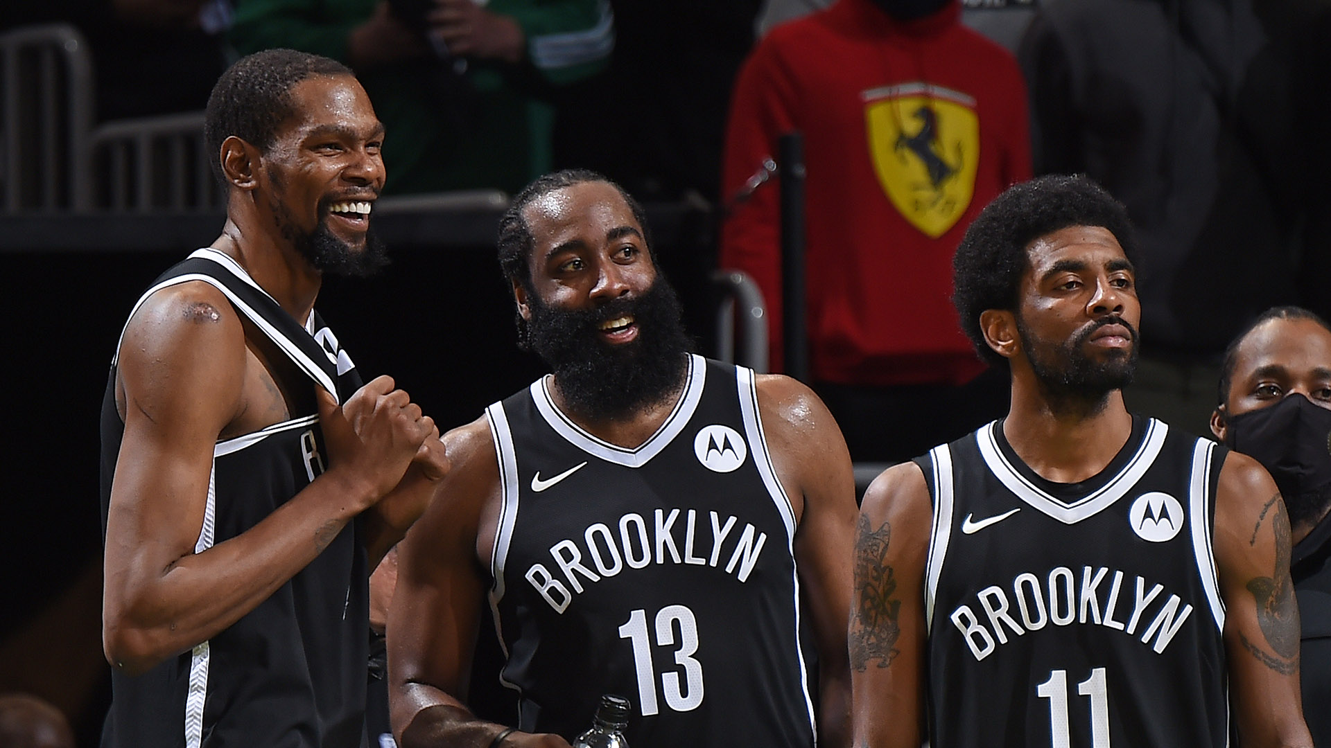 10 key questions: The Nets are clearly the team to beat in 2021-22, agree or disagree?