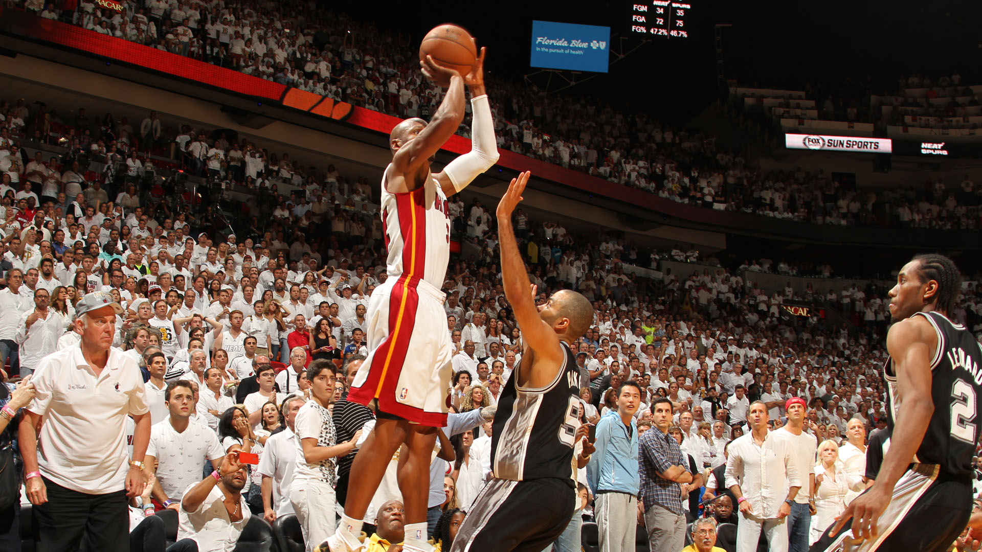 Top Moments: Ray Allen's clutch 3 in Game 6 of NBA Finals