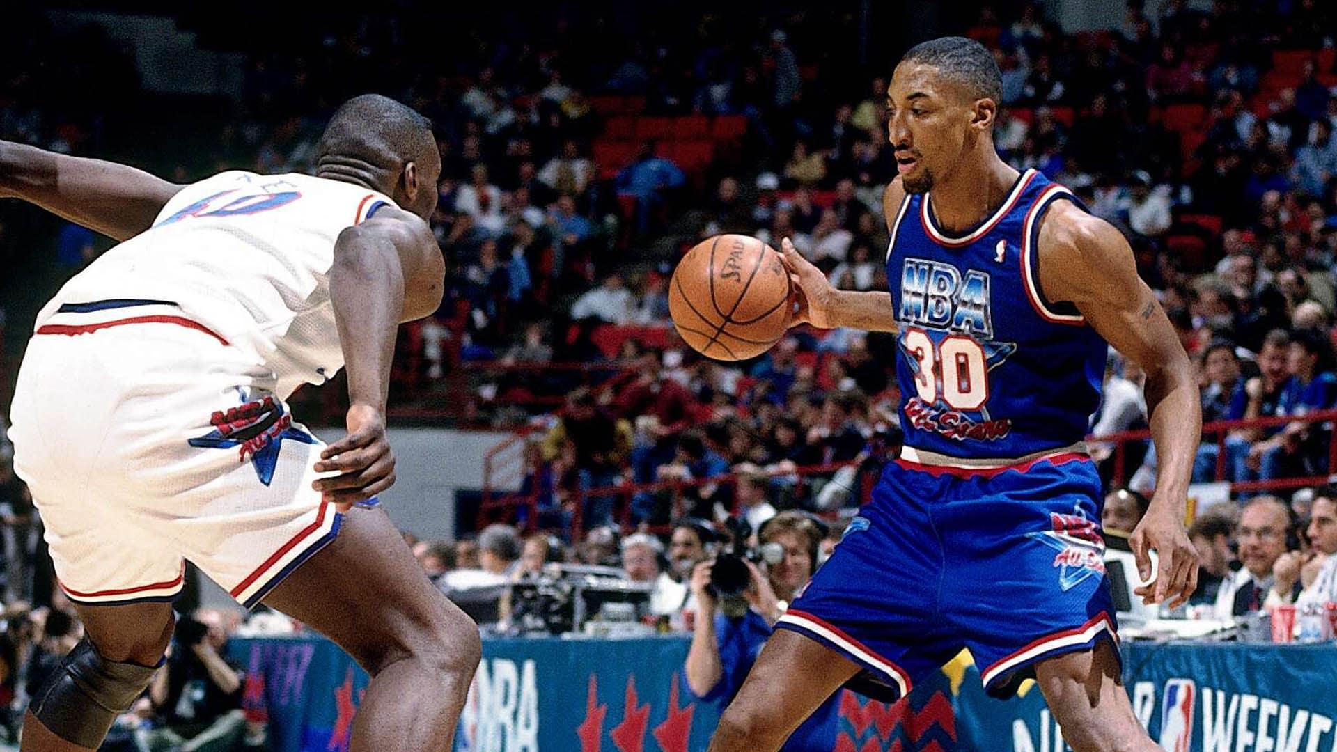 1994 NBA All-Star recap