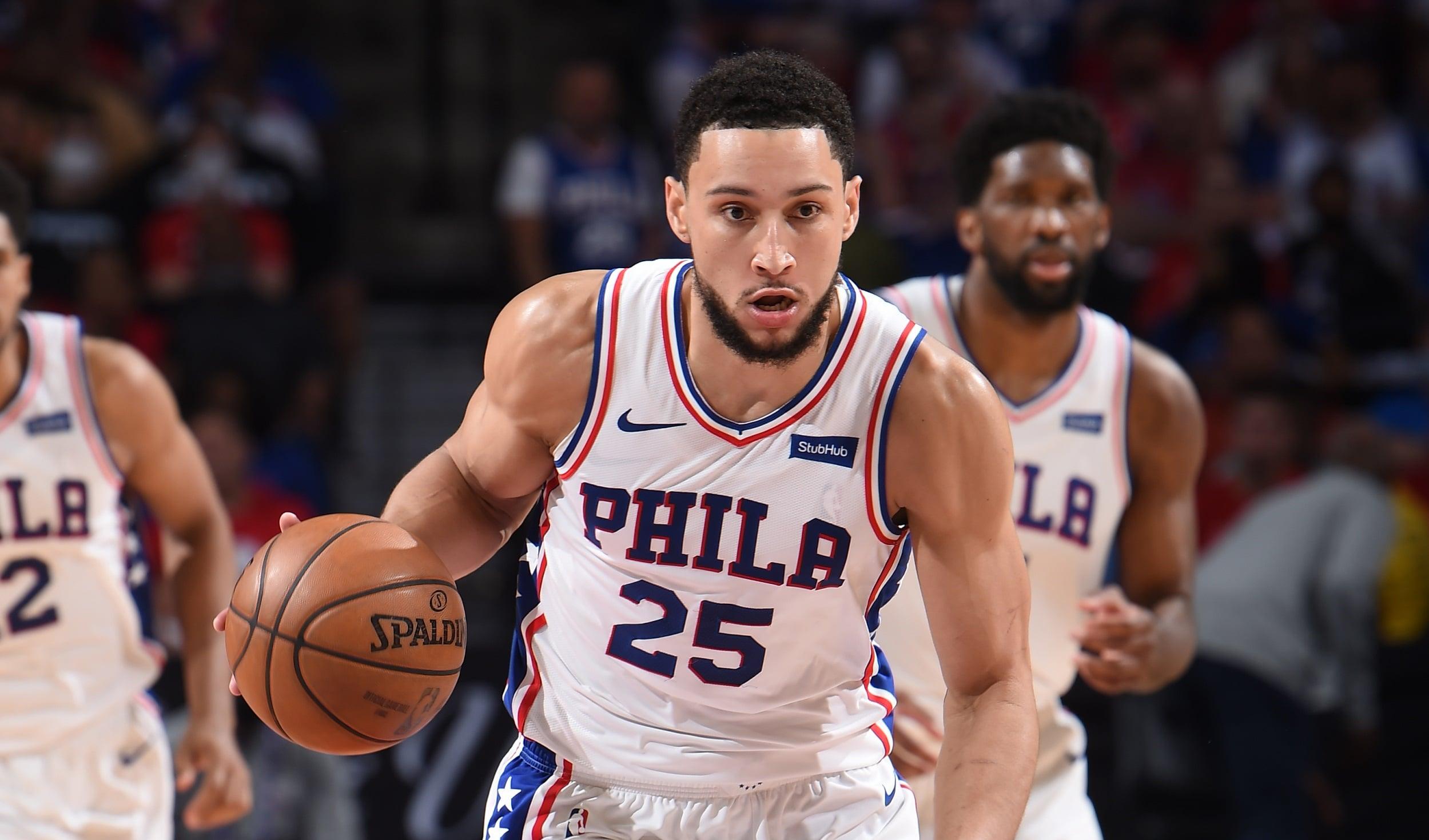 Simmons' future in Philadelphia still uncertain