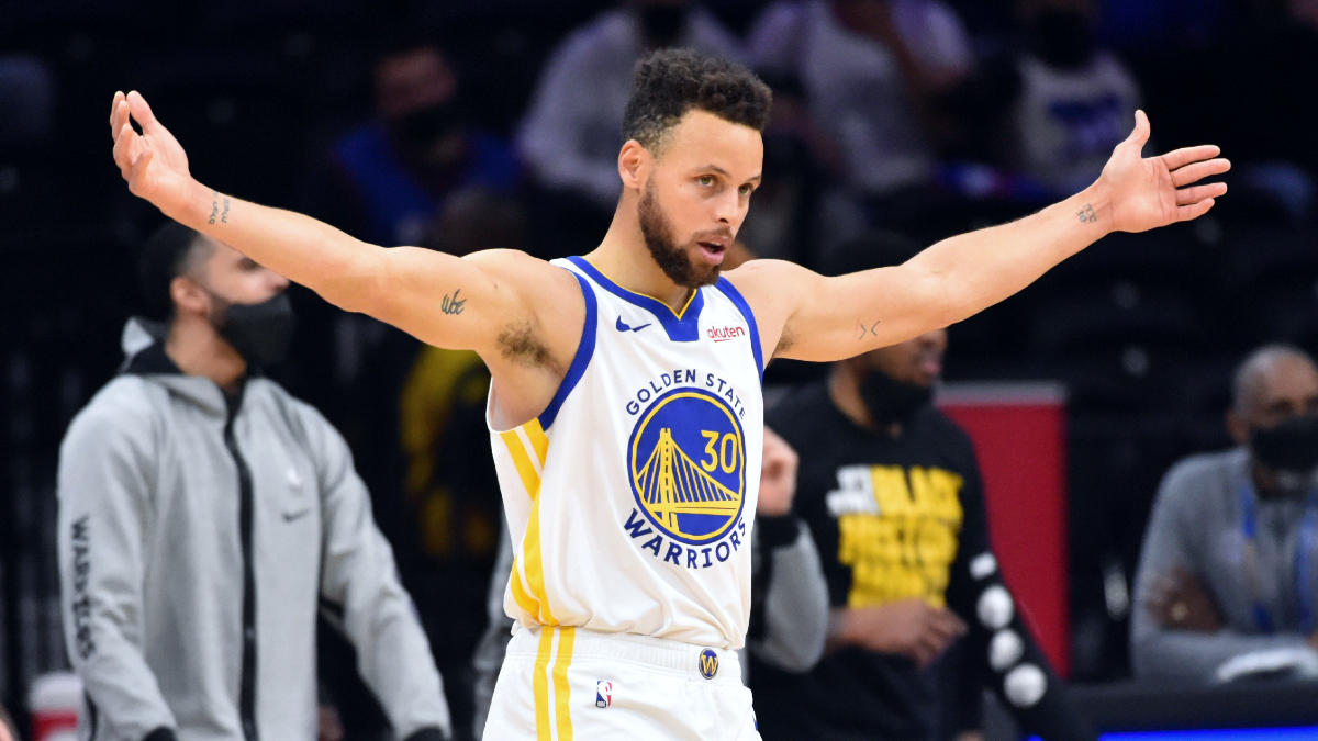 Four more years: Steph Curry finalizes $215M extension with Warriors