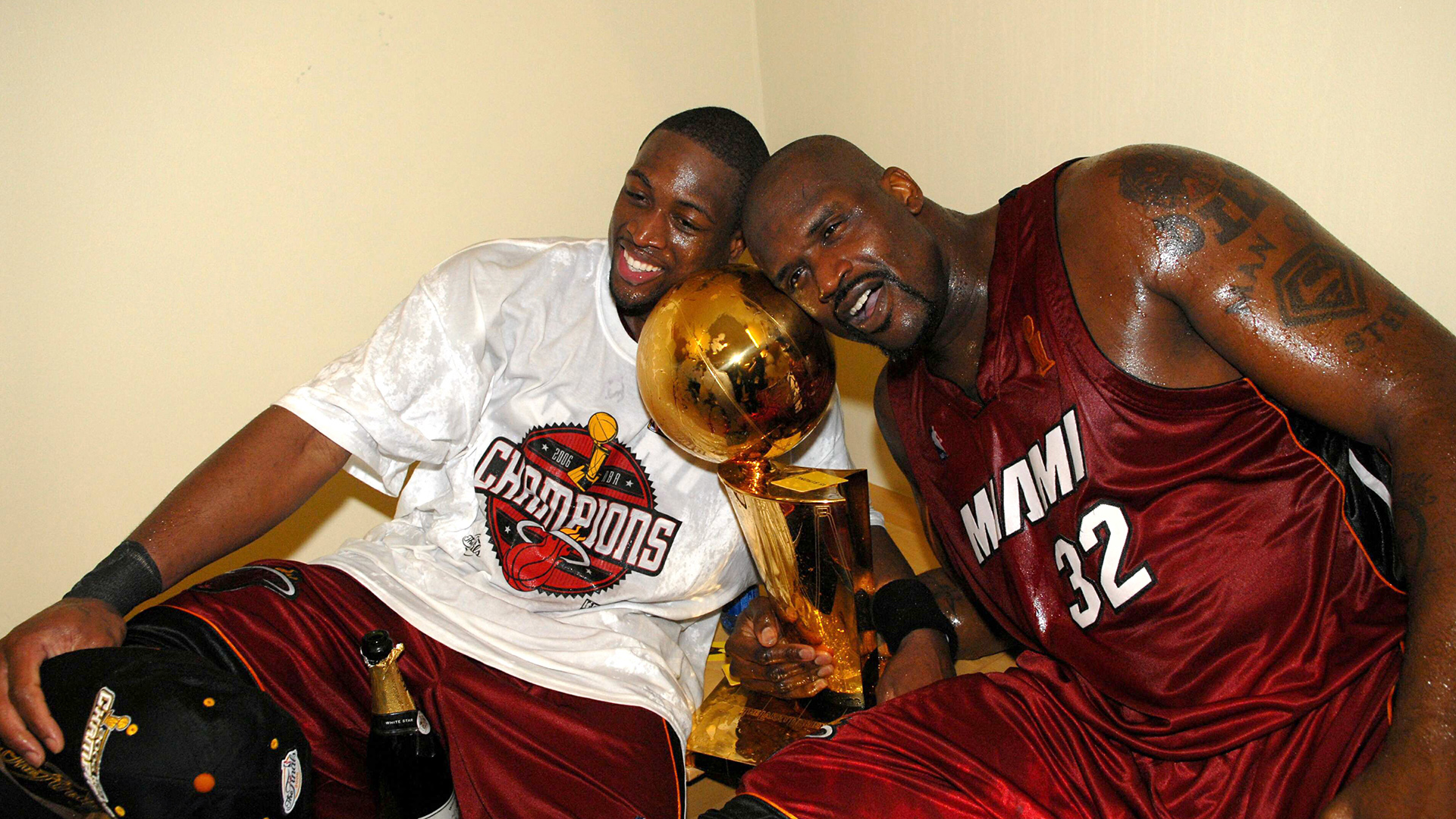 Top Moments: Dwyane Wade delivers first championship for Heat